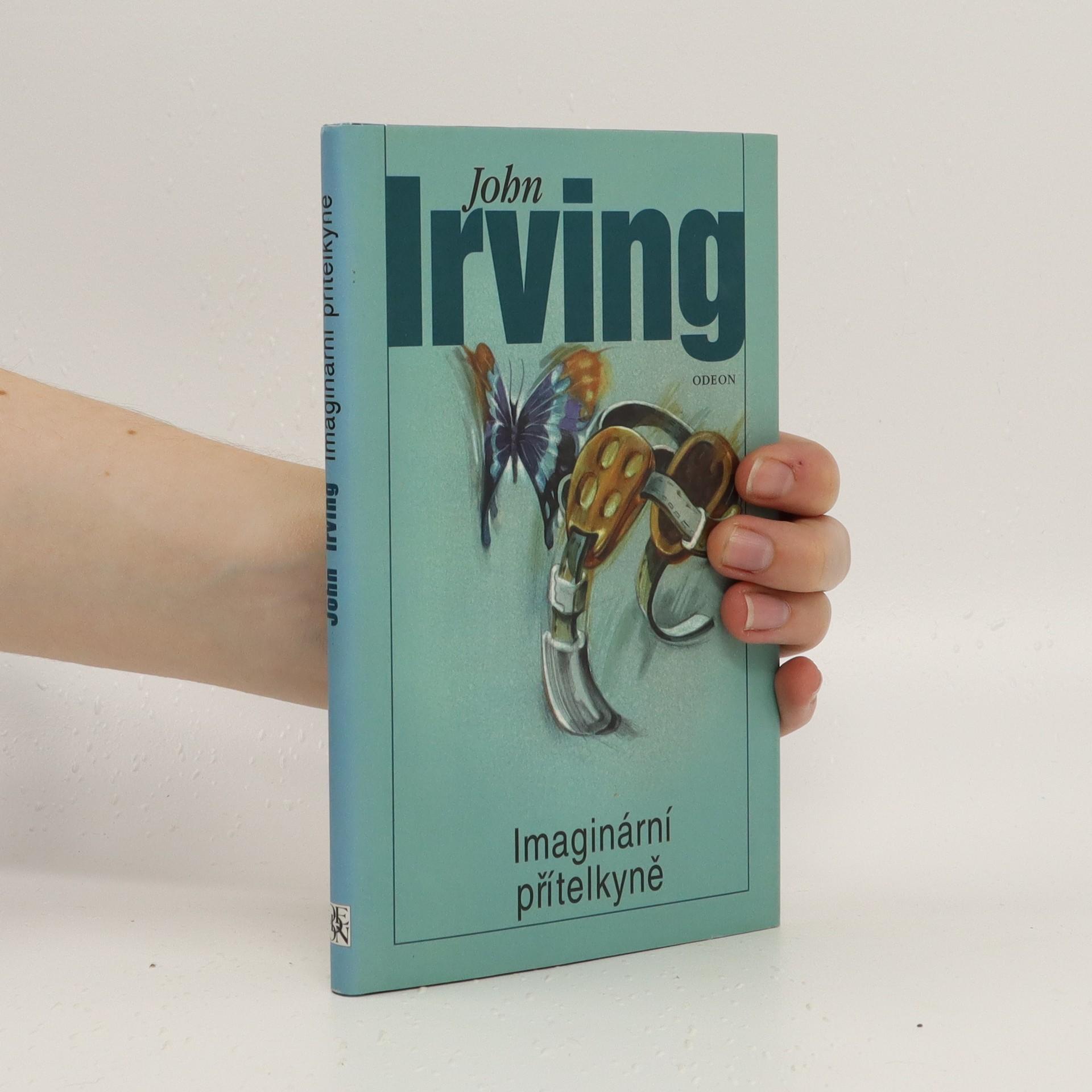 antikvární kniha Imaginární přítelkyně, 2001