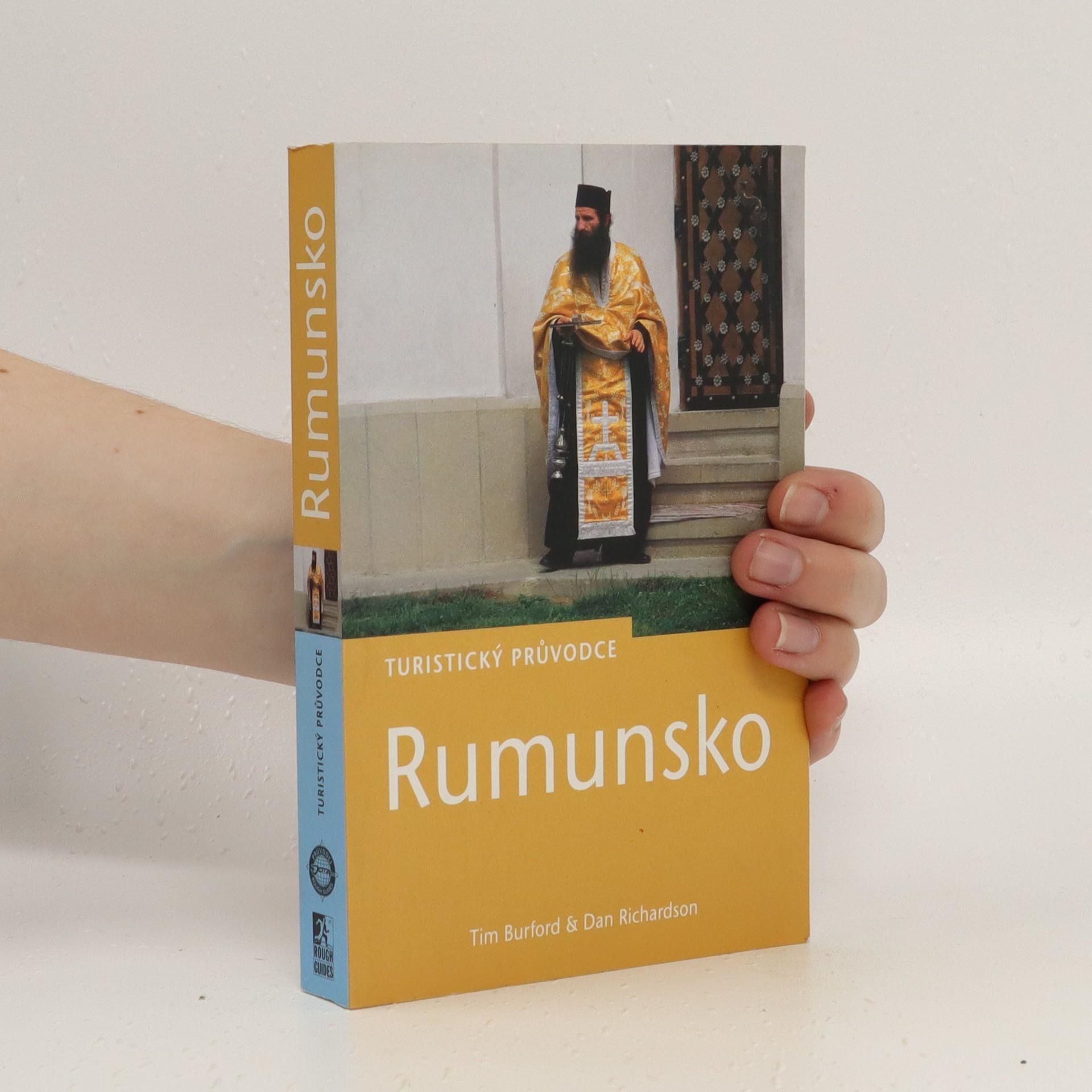 antikvární kniha Rumunsko, 2001