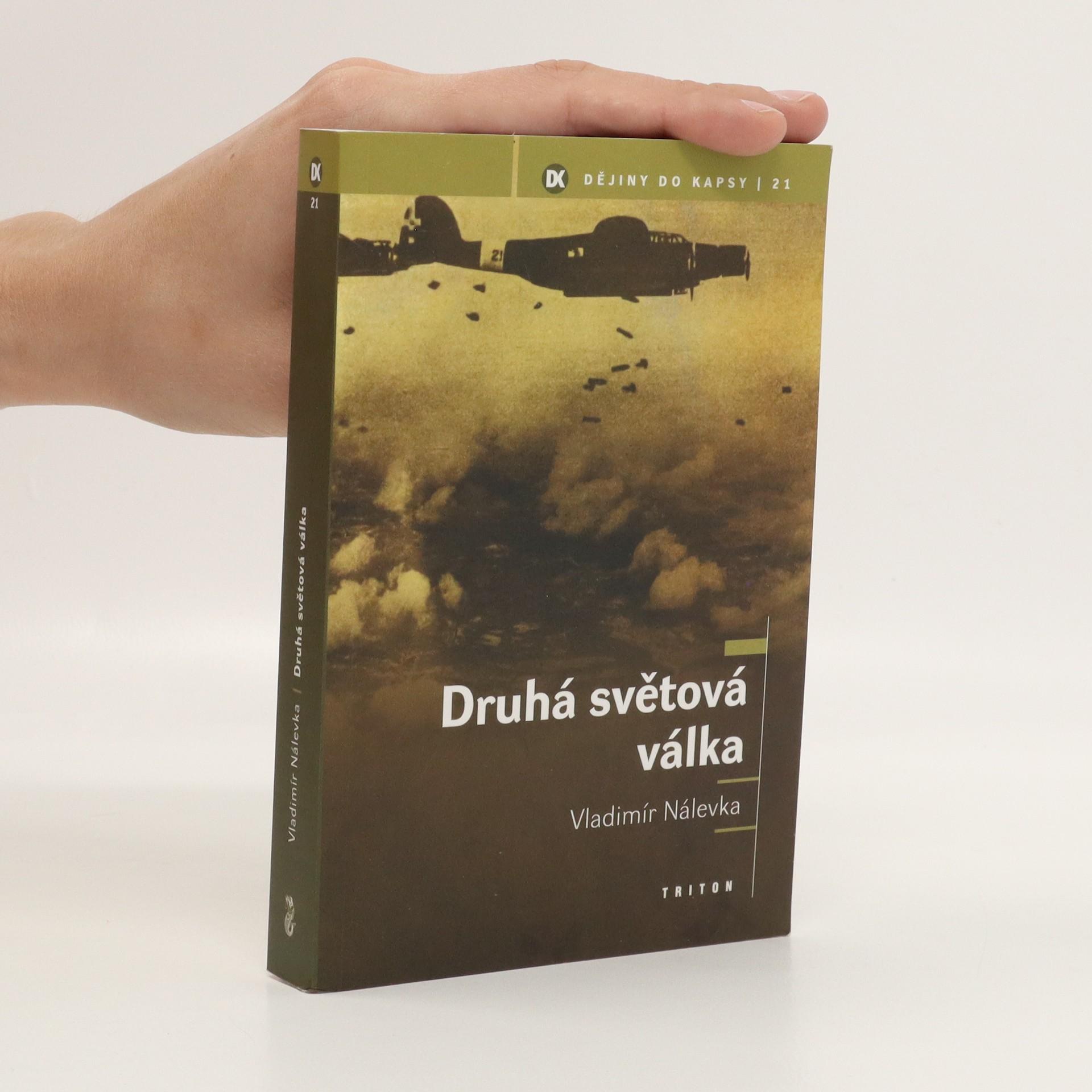 antikvární kniha Druhá světová válka, 2003