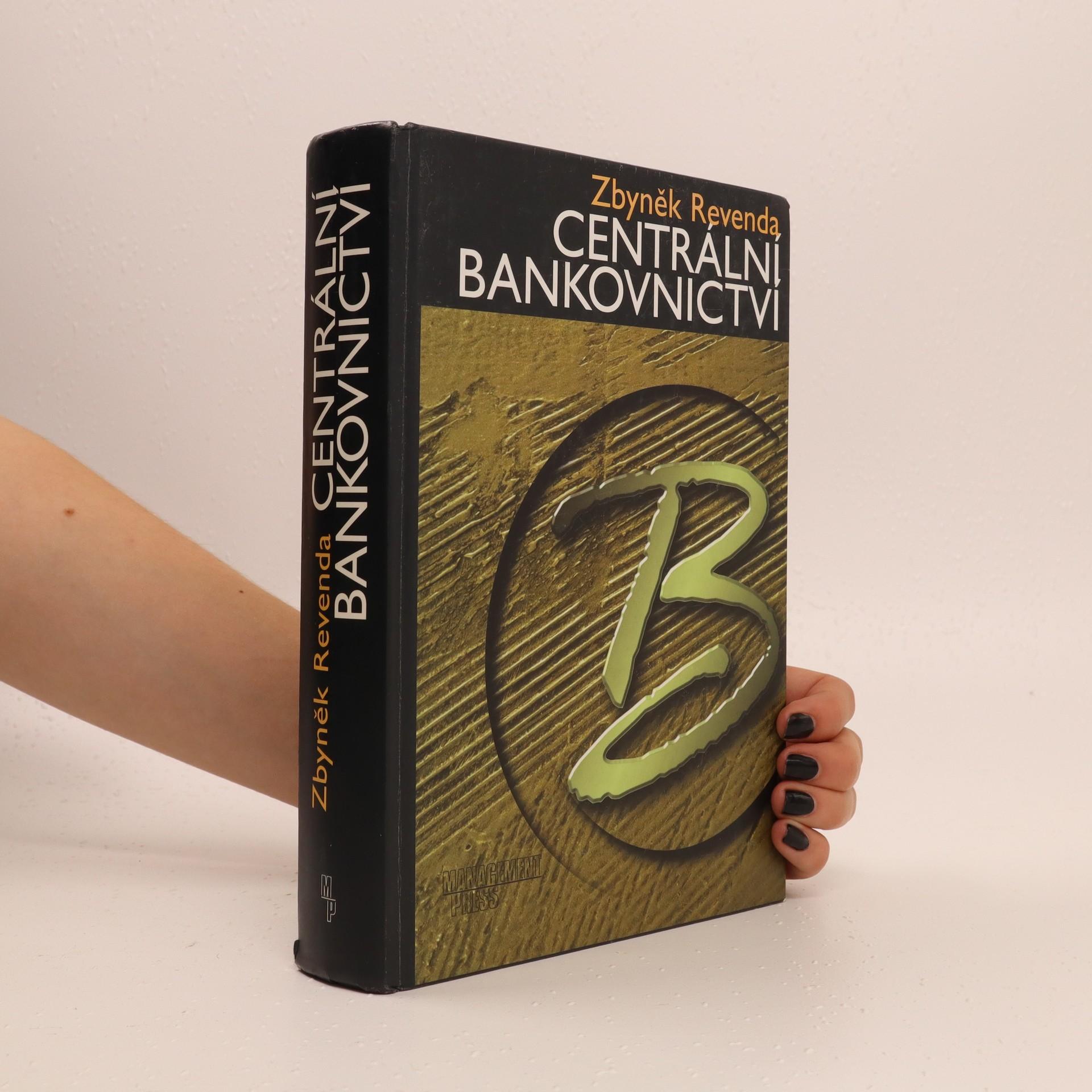 antikvární kniha Centrální bankovnictví, 1999