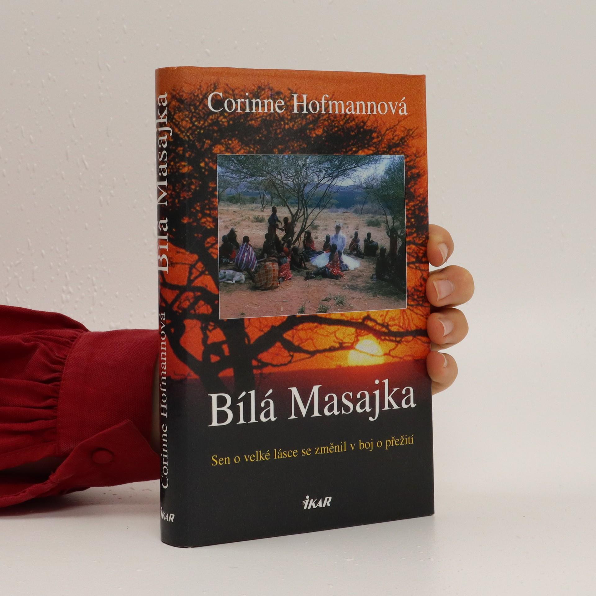 antikvární kniha Bílá Masajka, 2008