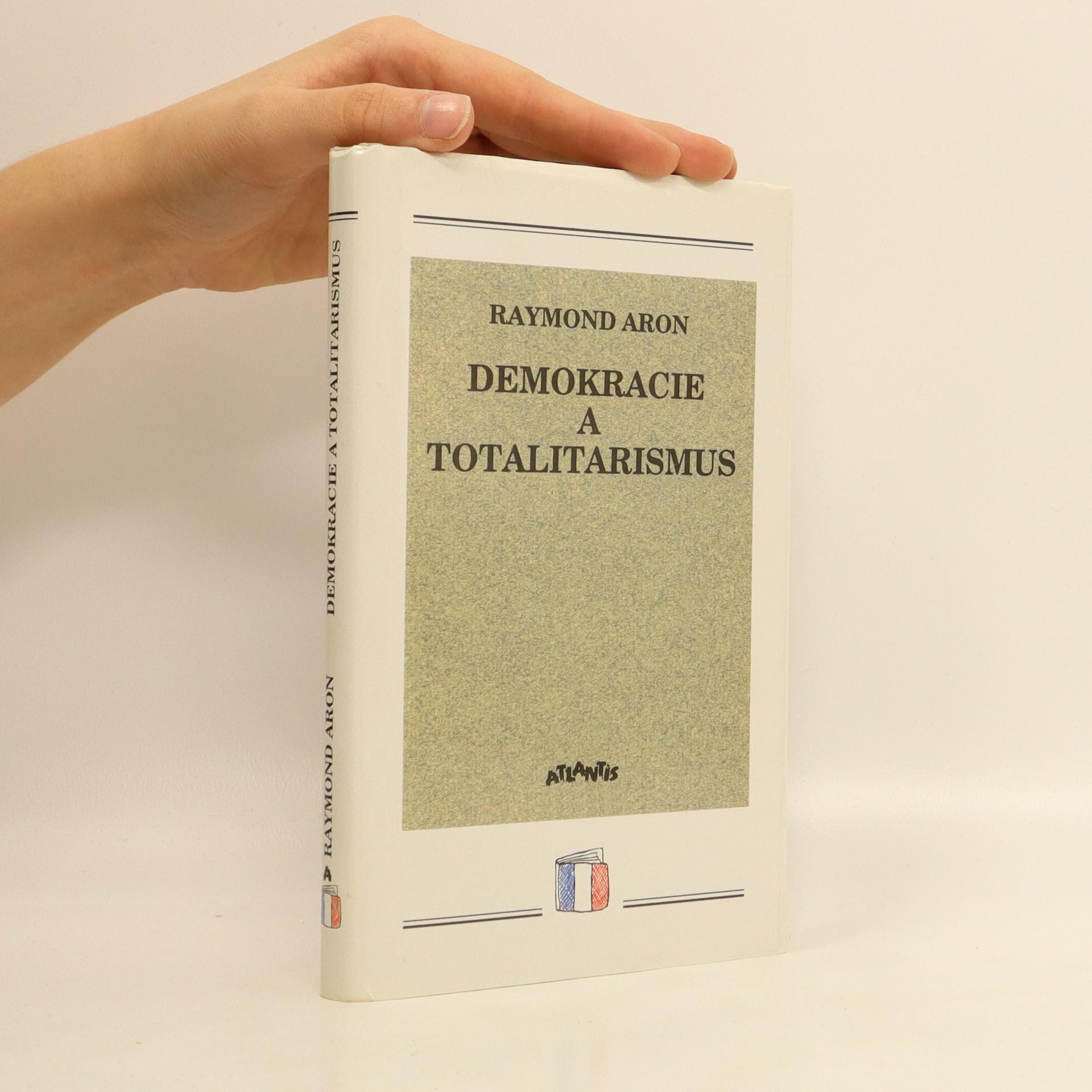 antikvární kniha Demokracie a totalitarismus, 1993