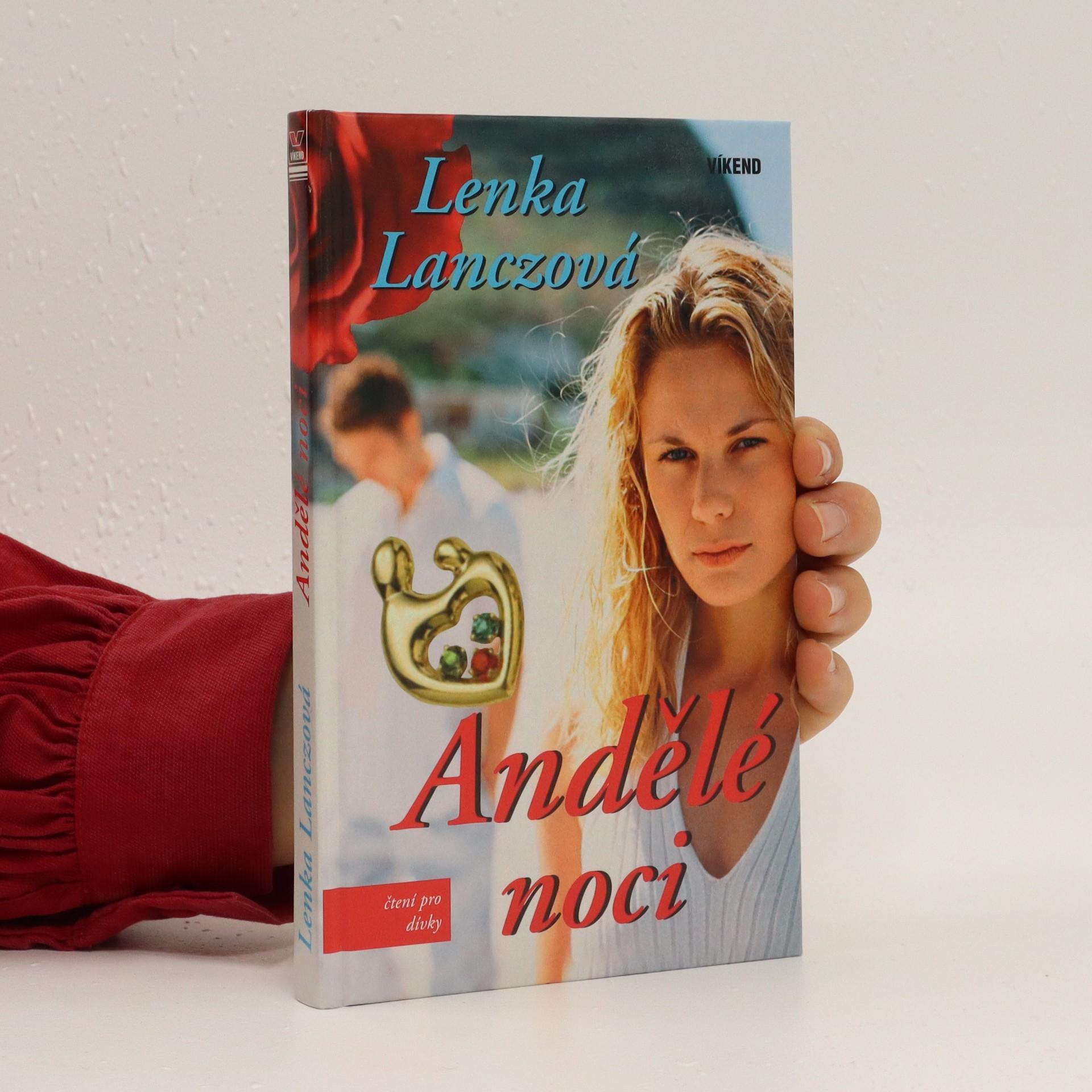 antikvární kniha Andělé noci, 2006