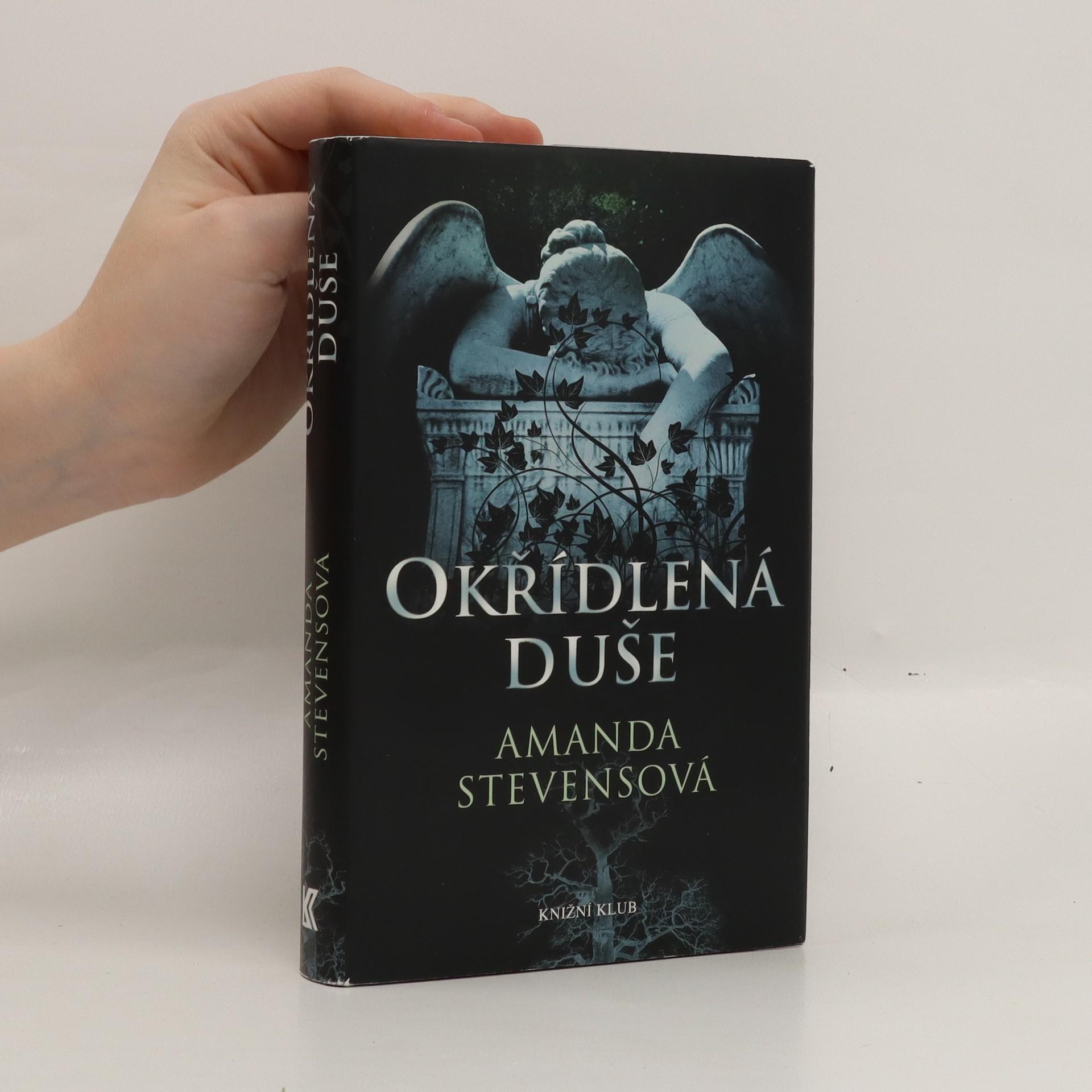 antikvární kniha Okřídlená duše, 2012