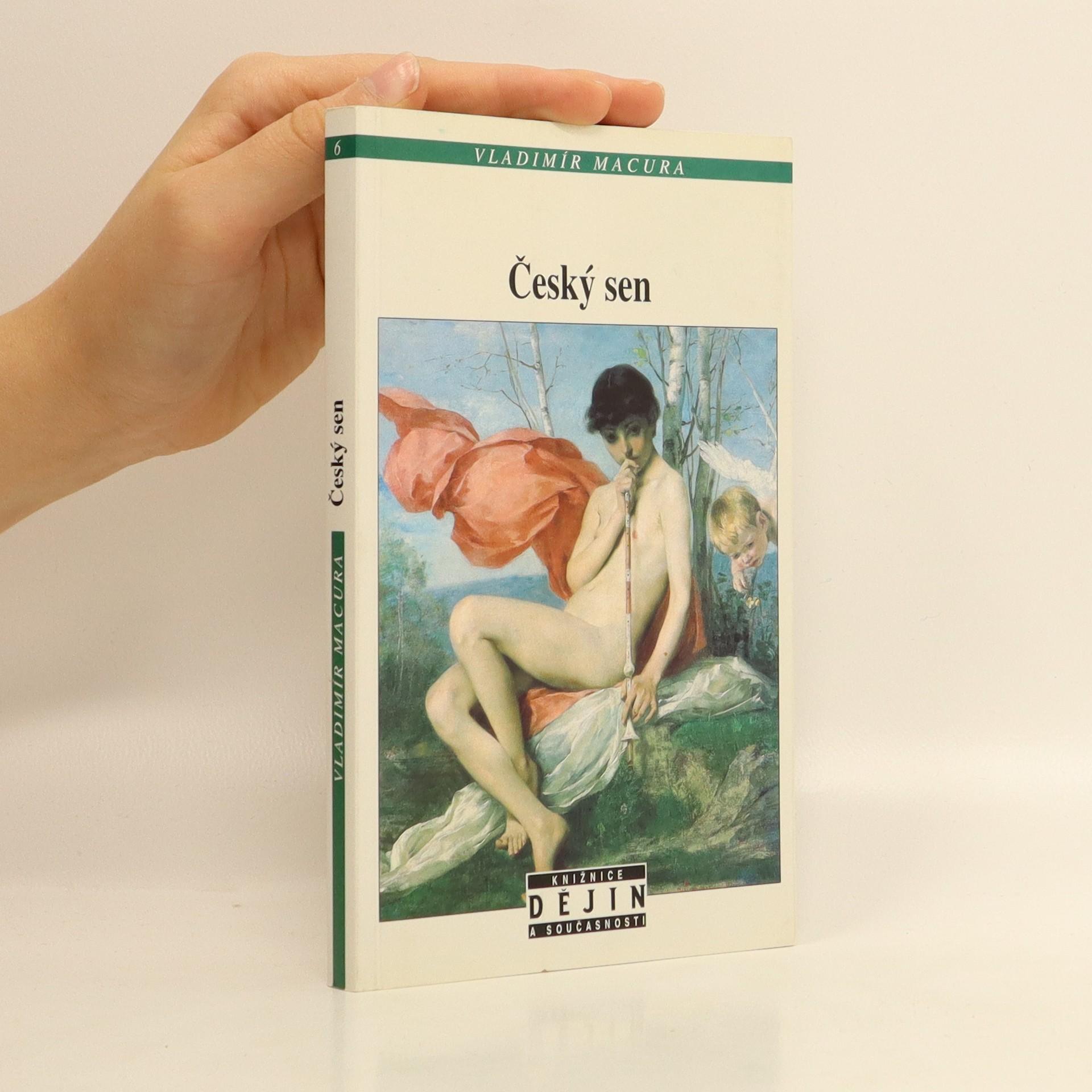 antikvární kniha Český sen, 1999