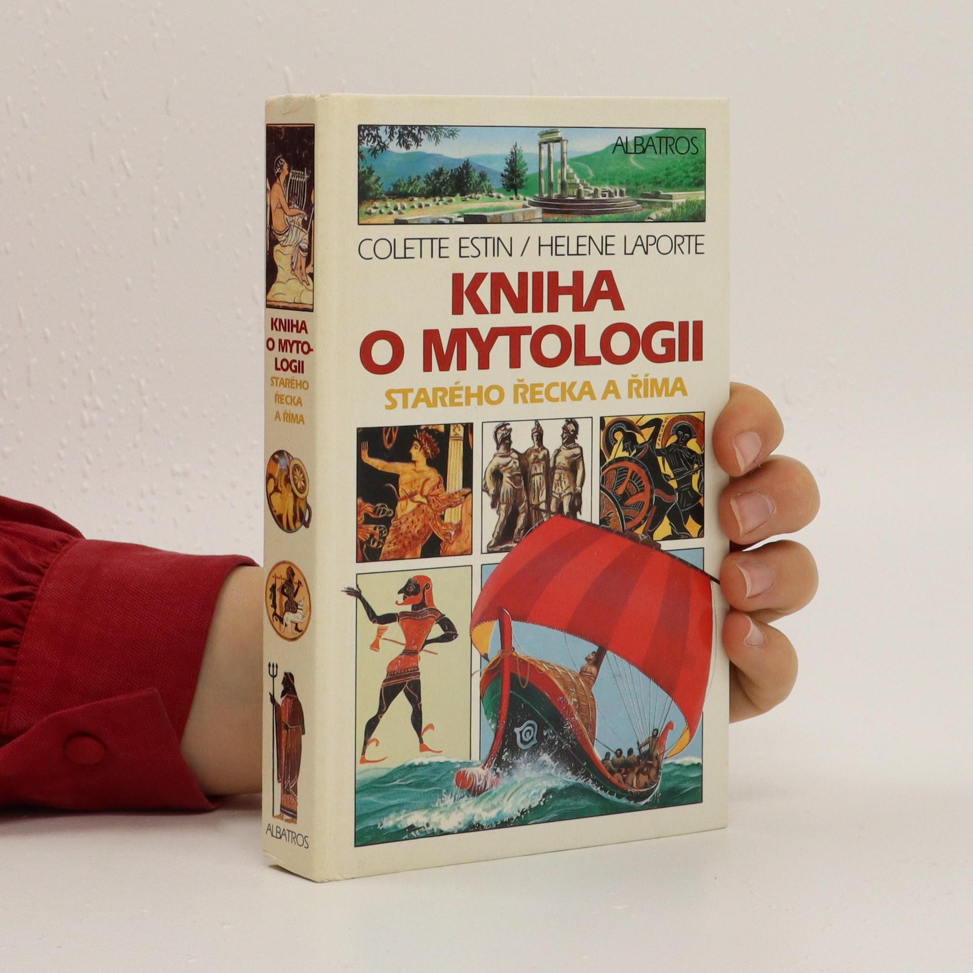 antikvární kniha Kniha o mytologii starého Řecka a Říma : pro děti od 9 let, 1994