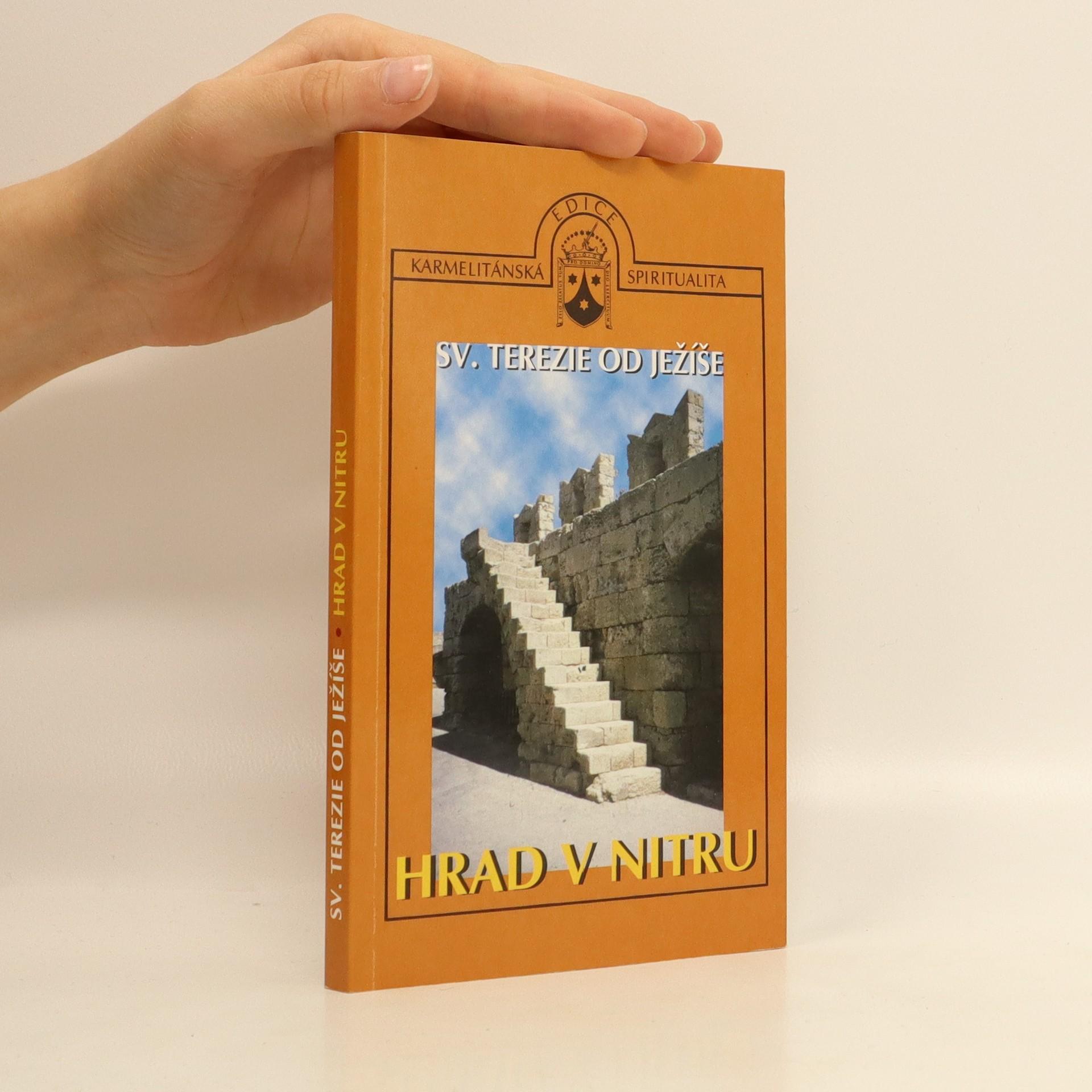 antikvární kniha Hrad v nitru, 2003