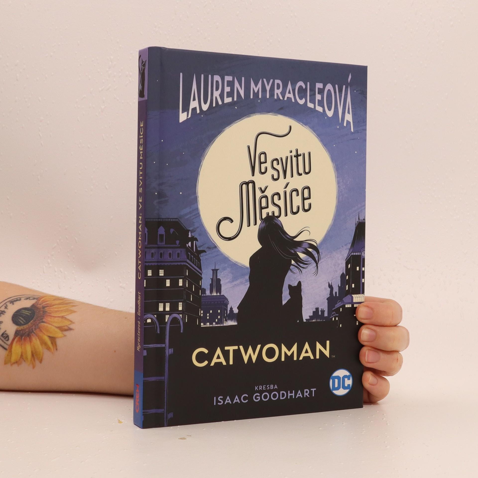 antikvární kniha Catwoman. Ve svitu měsíce. , 2020