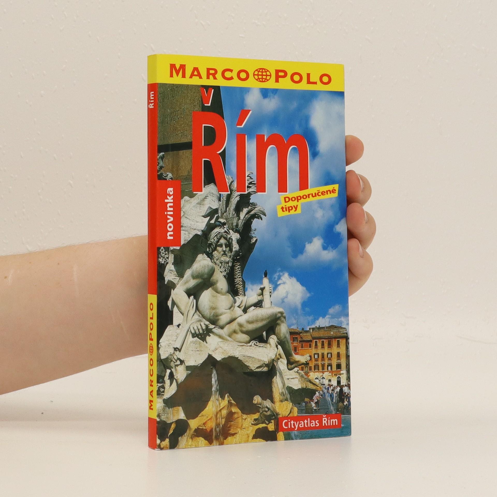antikvární kniha Řím, 2000