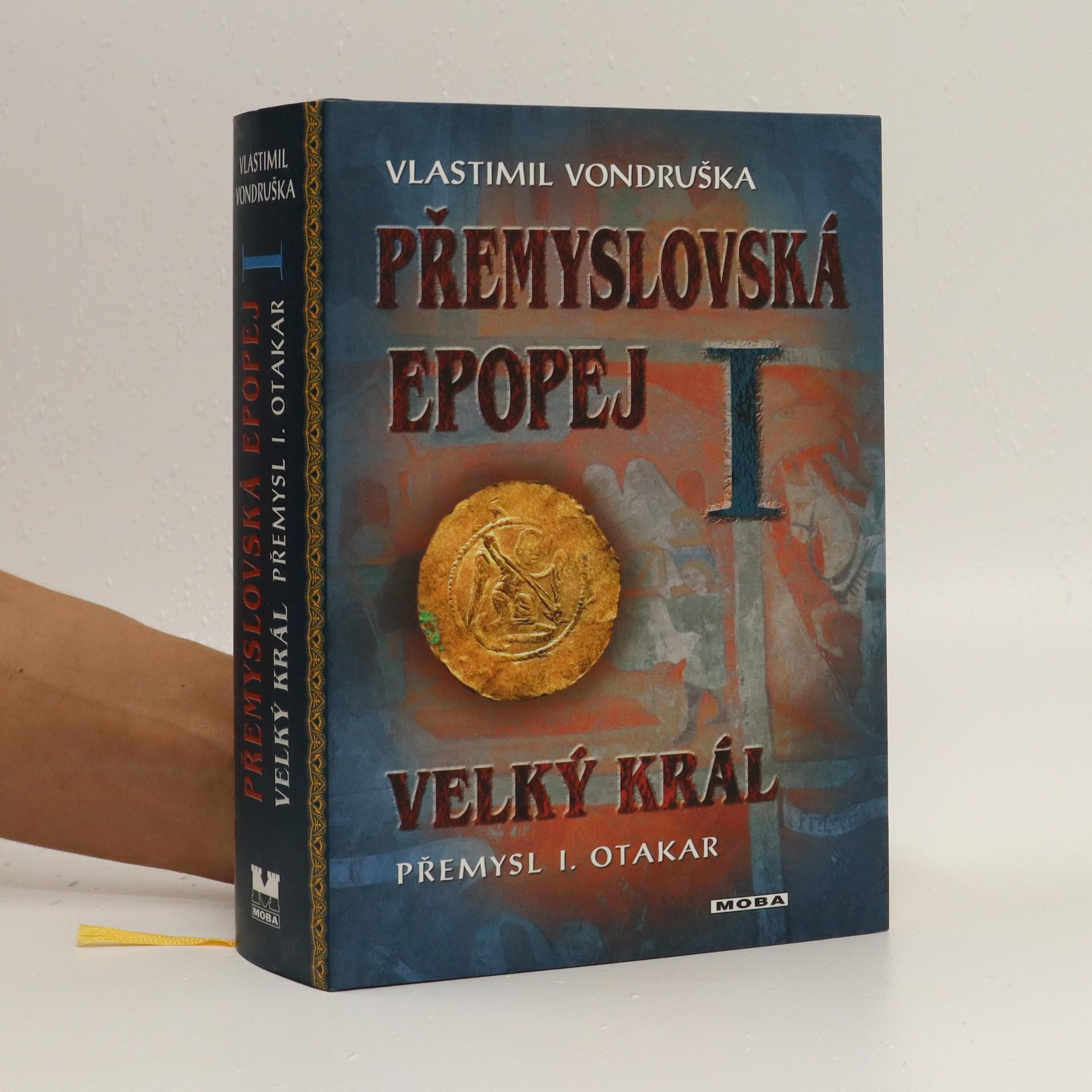 antikvární kniha Přemyslovská epopej I., 2011