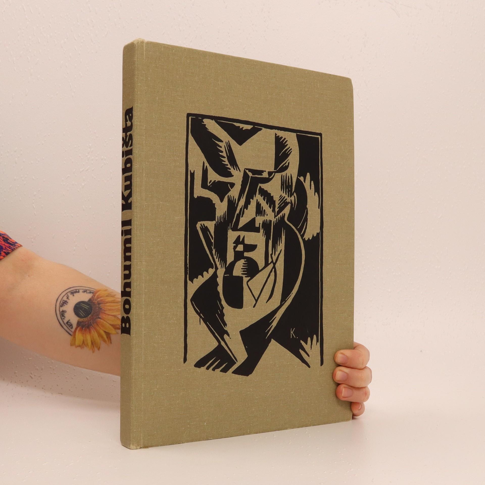 antikvární kniha Bohumil Kubišta, 1993