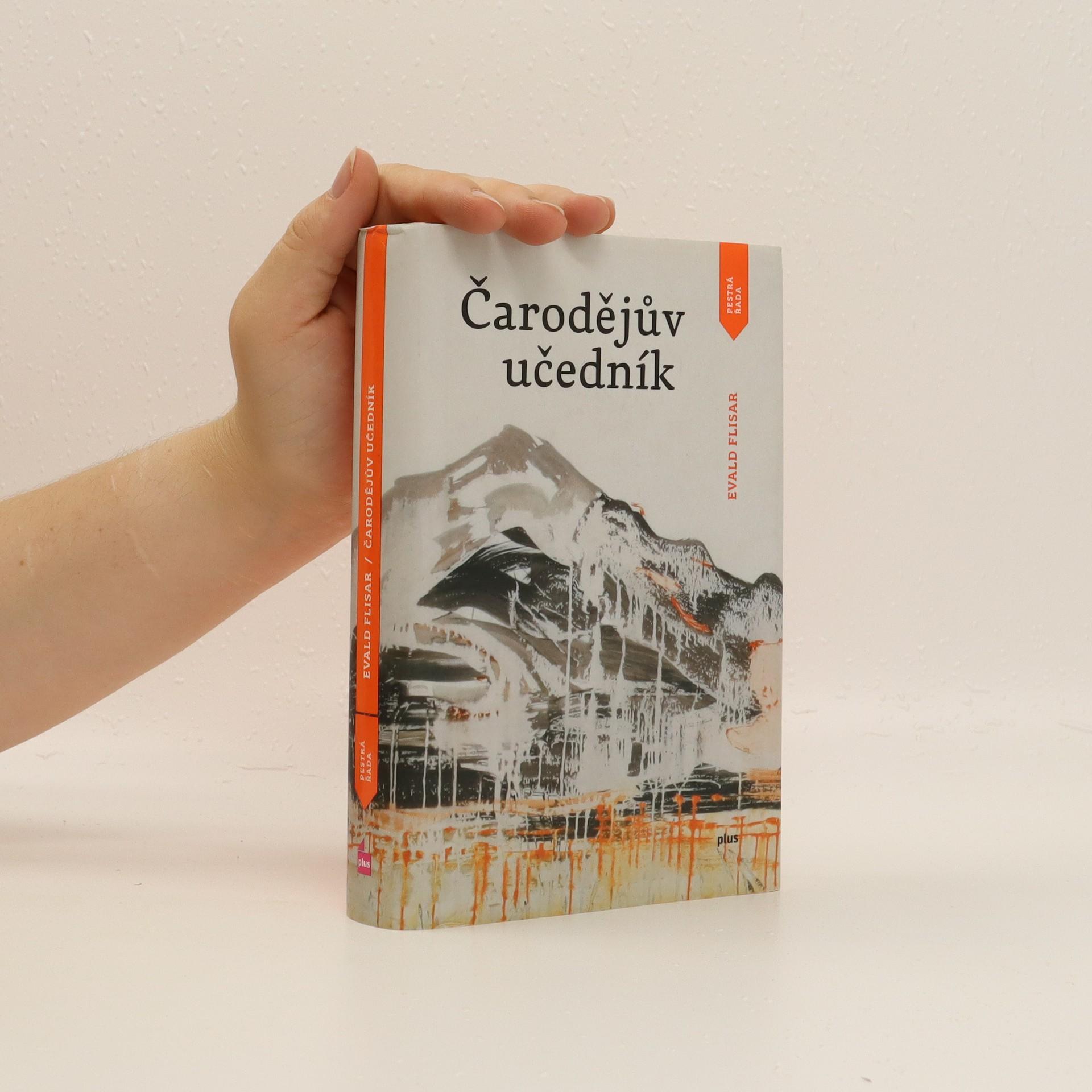 antikvární kniha Čarodějův učedník, 2013
