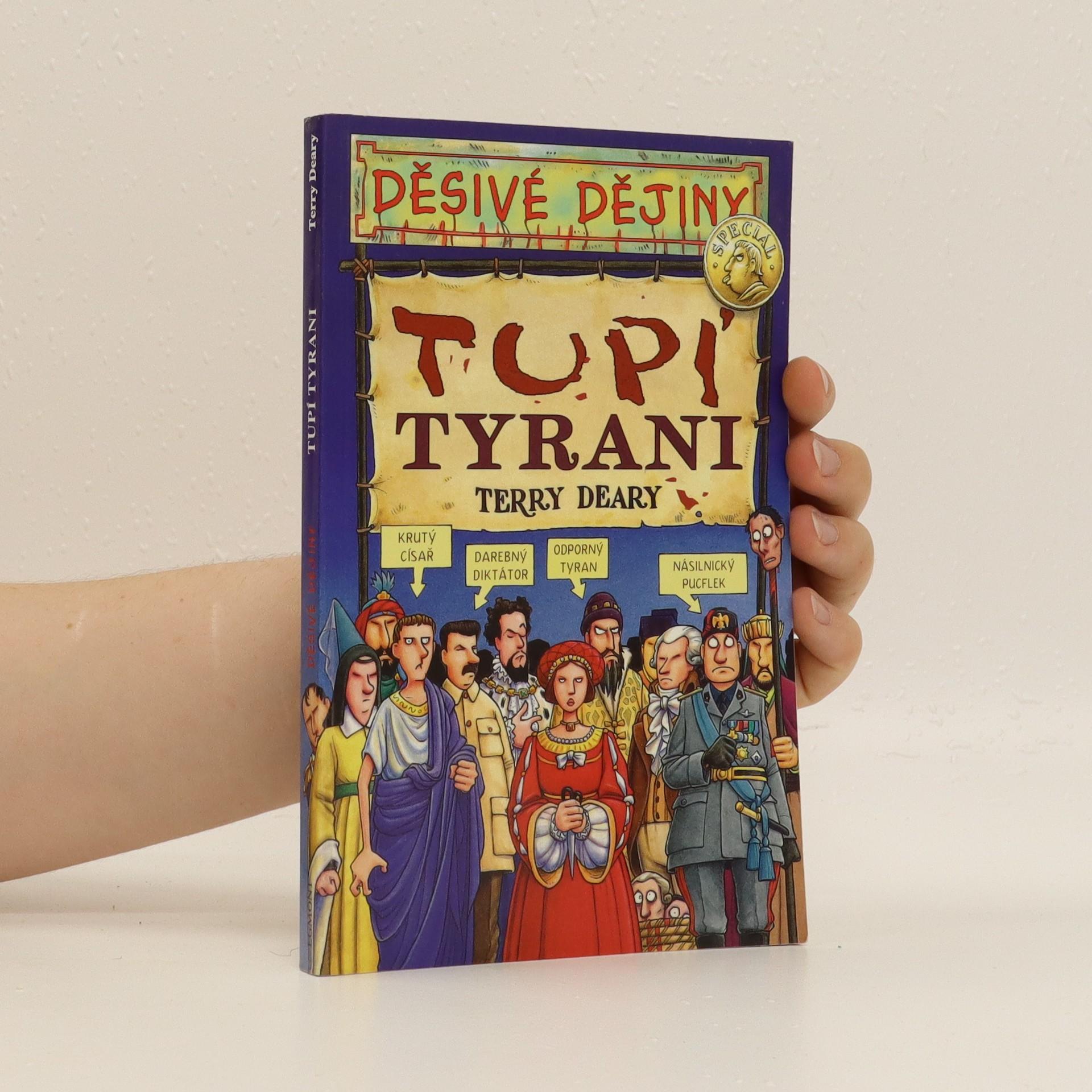 antikvární kniha Tupí tyrani, 2008