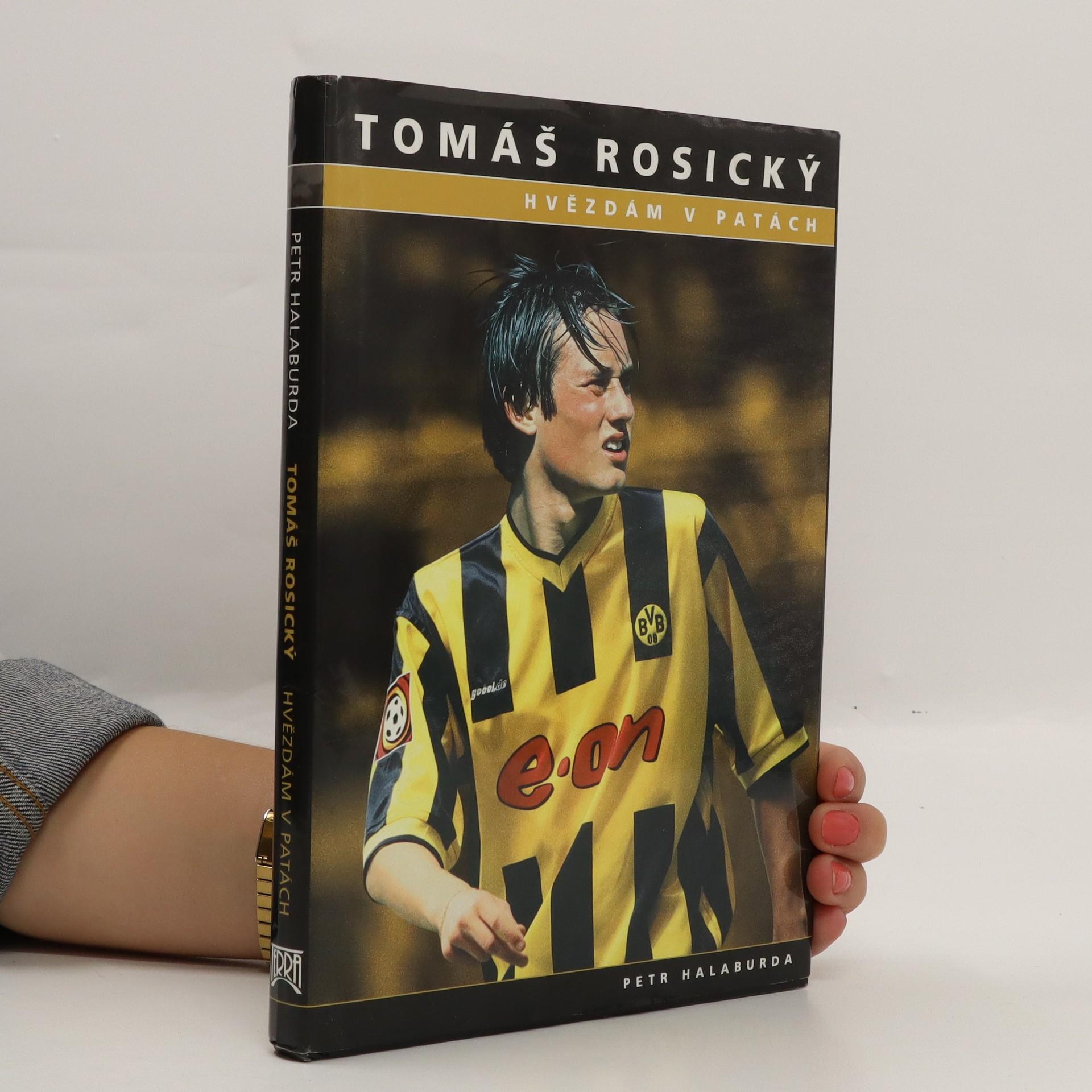 antikvární kniha Hvězdám v patách. Tomáš Rosický, 2001