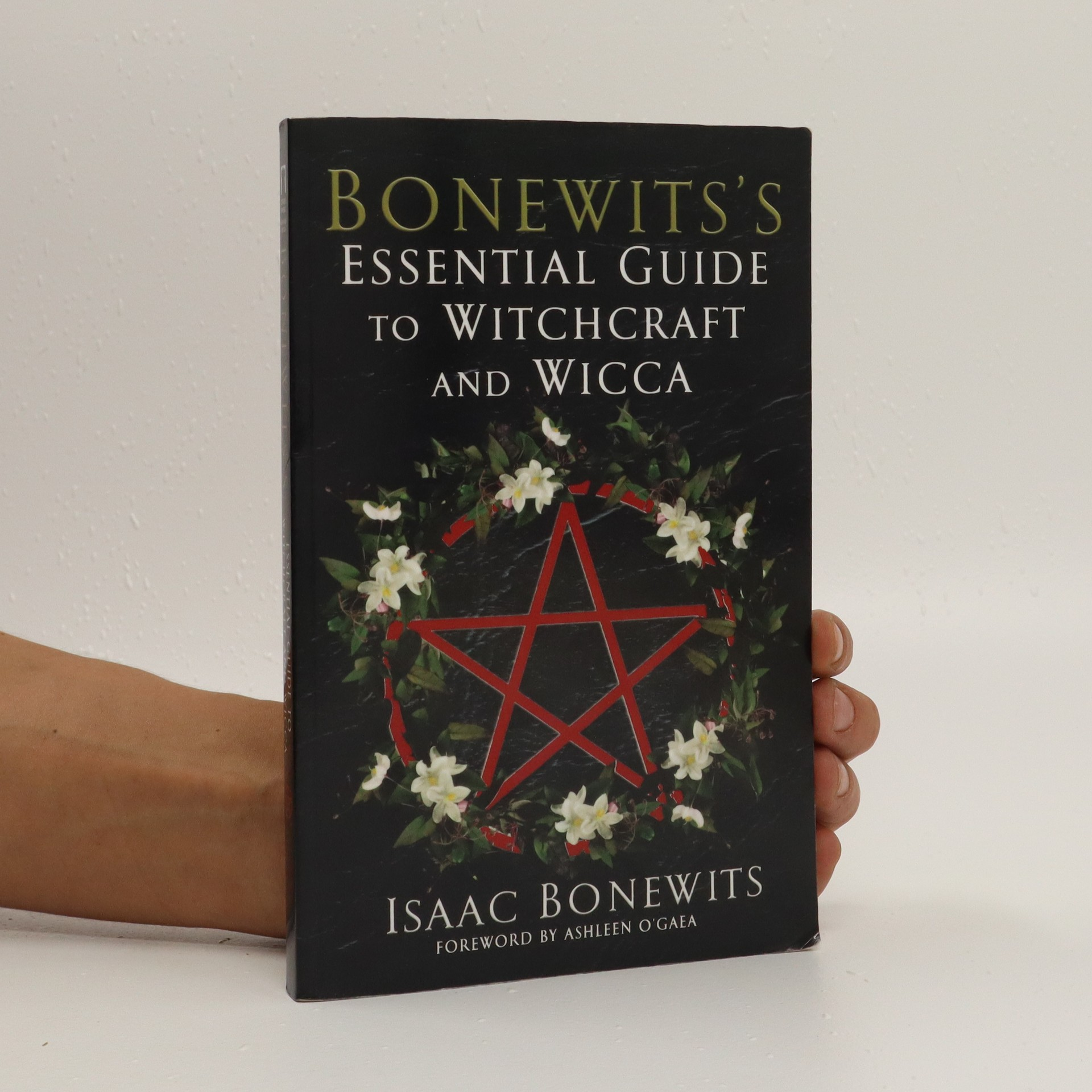 antikvární kniha Bonewits's Essential guide to Witchcfraft and Wicca, 2006