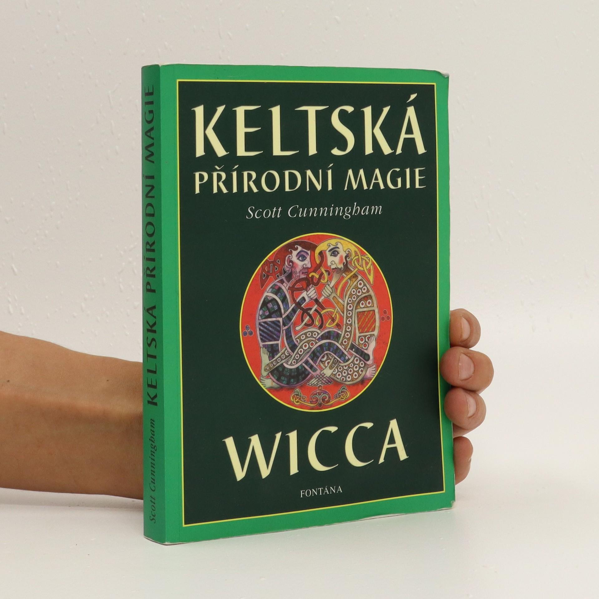 antikvární kniha Keltská přírodní magie : Wicca, neuveden