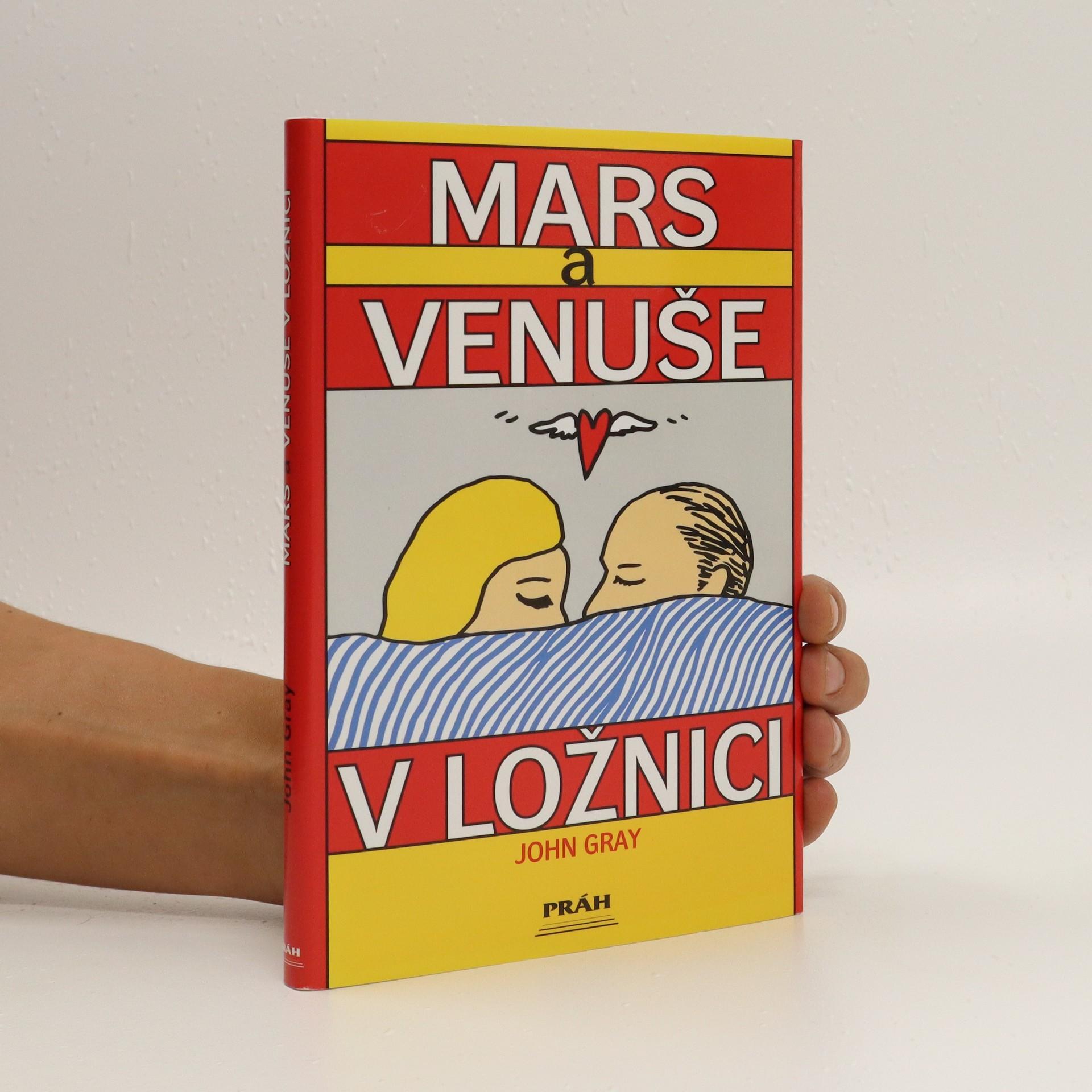 antikvární kniha Mars a Venuše v ložnici, 1996