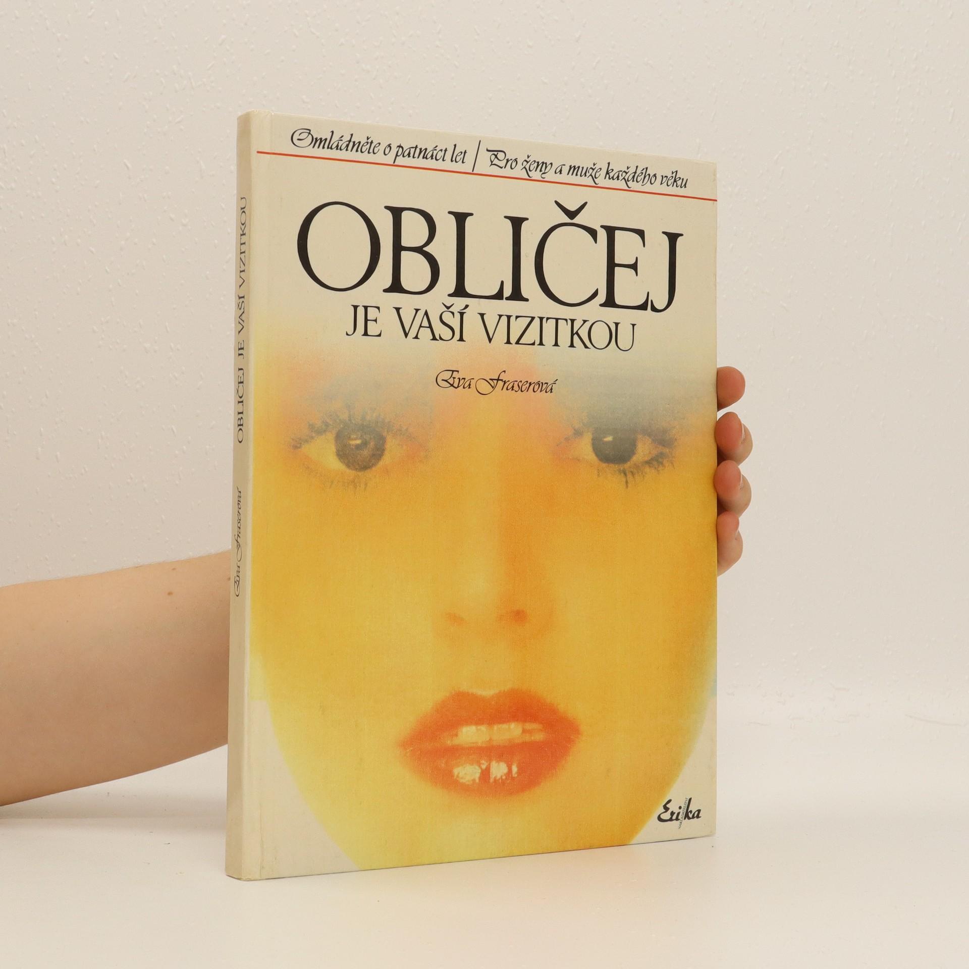 antikvární kniha Obličej je vaší vizitkou, 1992