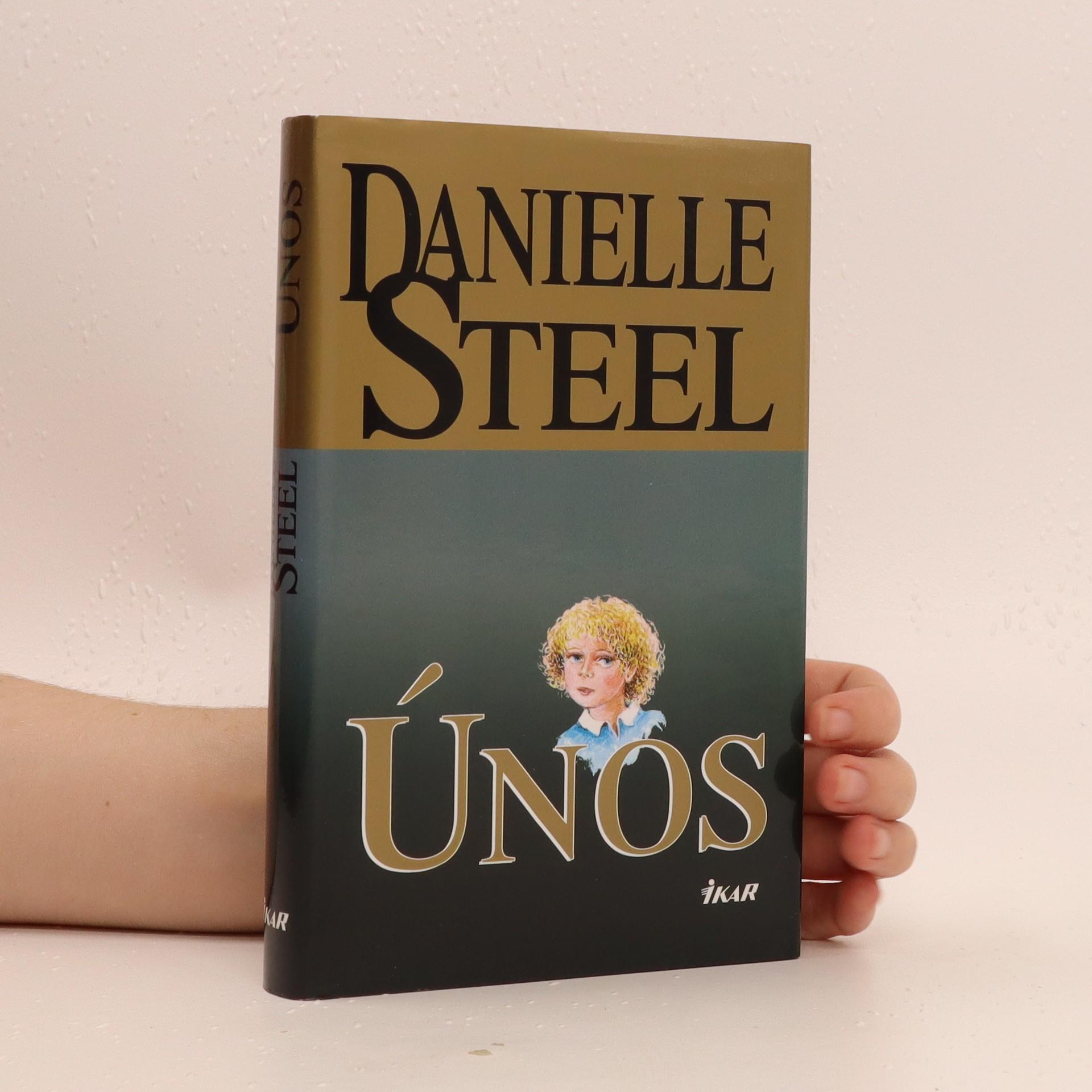 antikvární kniha Únos, 2008