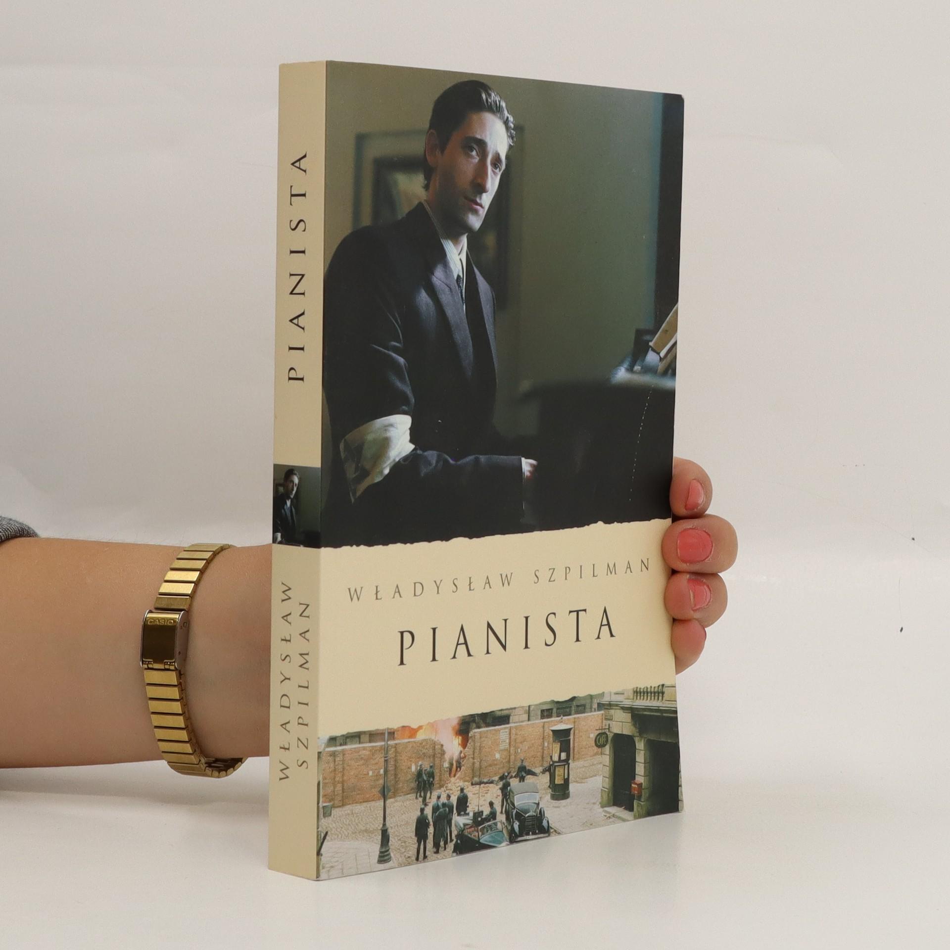antikvární kniha Pianista, 2007