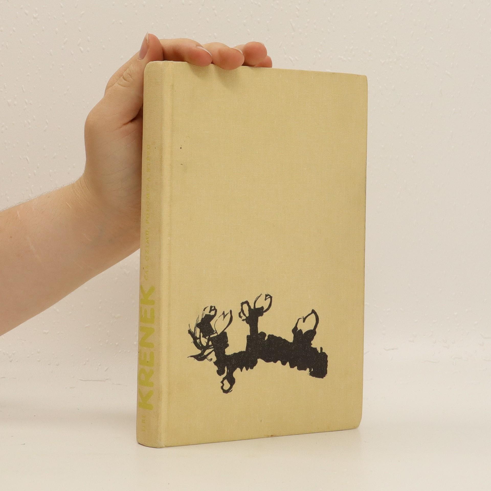 antikvární kniha Čas ozimů, polomů a štěpů, 1981