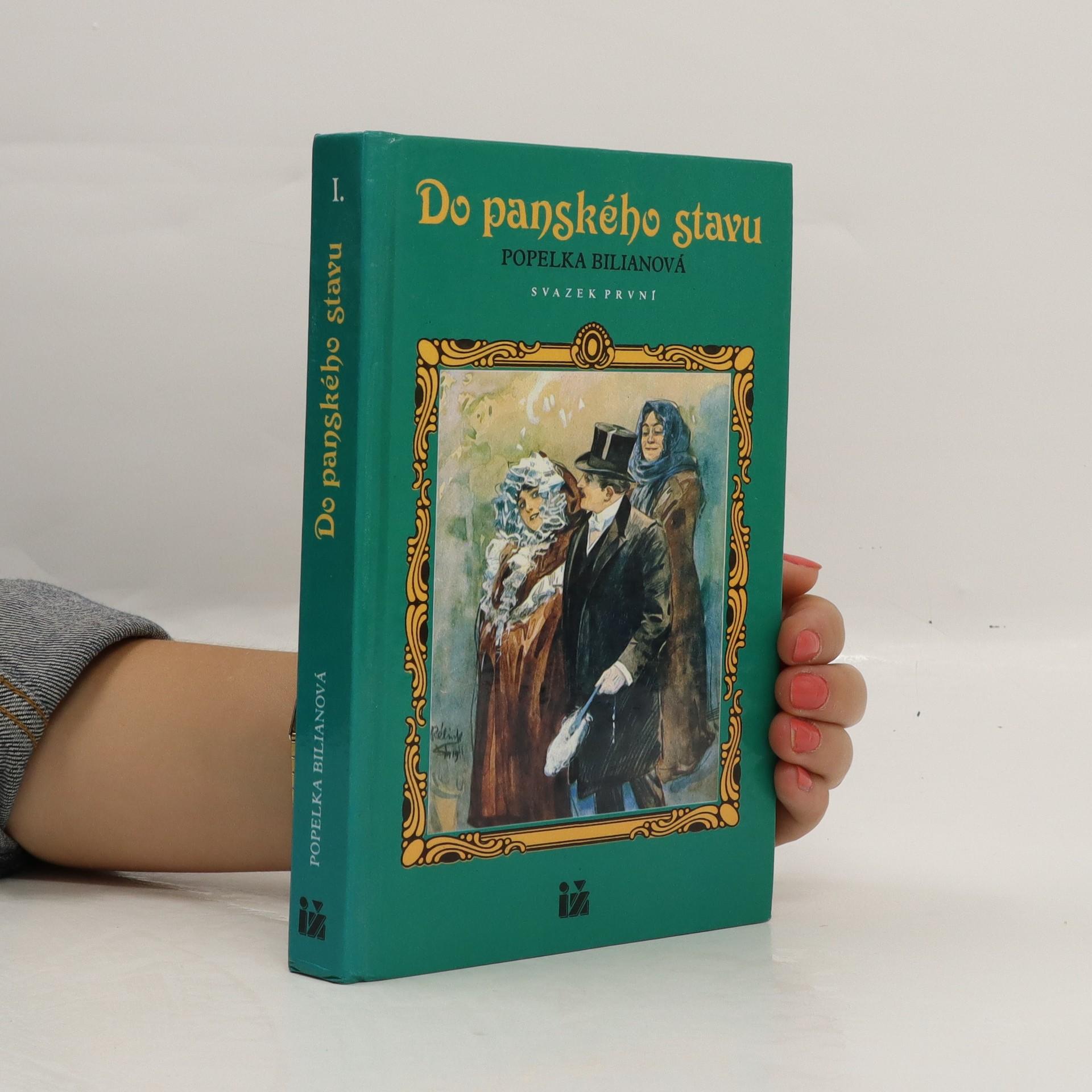 antikvární kniha Do panského stavu. Sv. 1, 1992