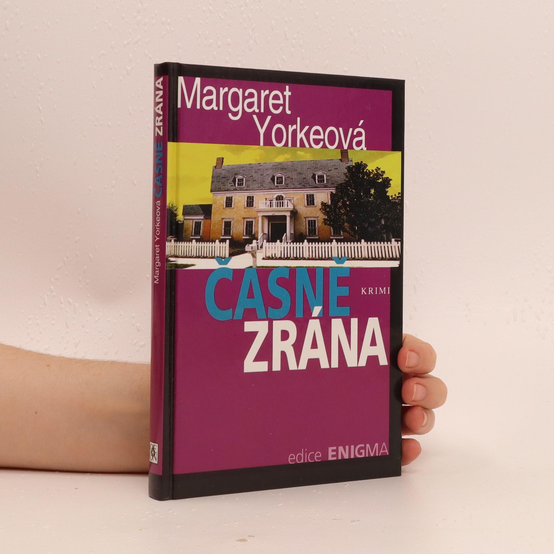 antikvární kniha Časně zrána : krimi, 1998