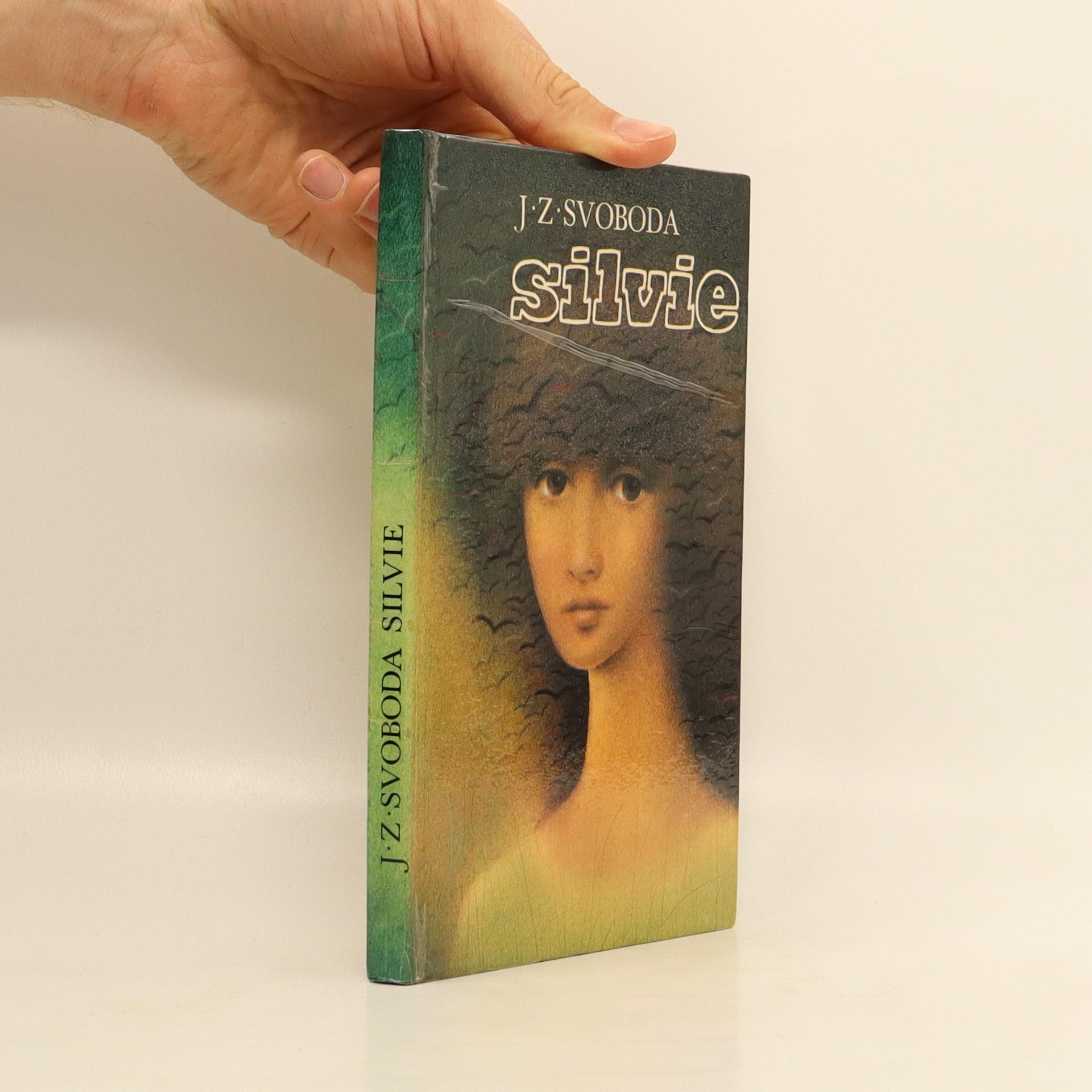 antikvární kniha Silvie, 1984