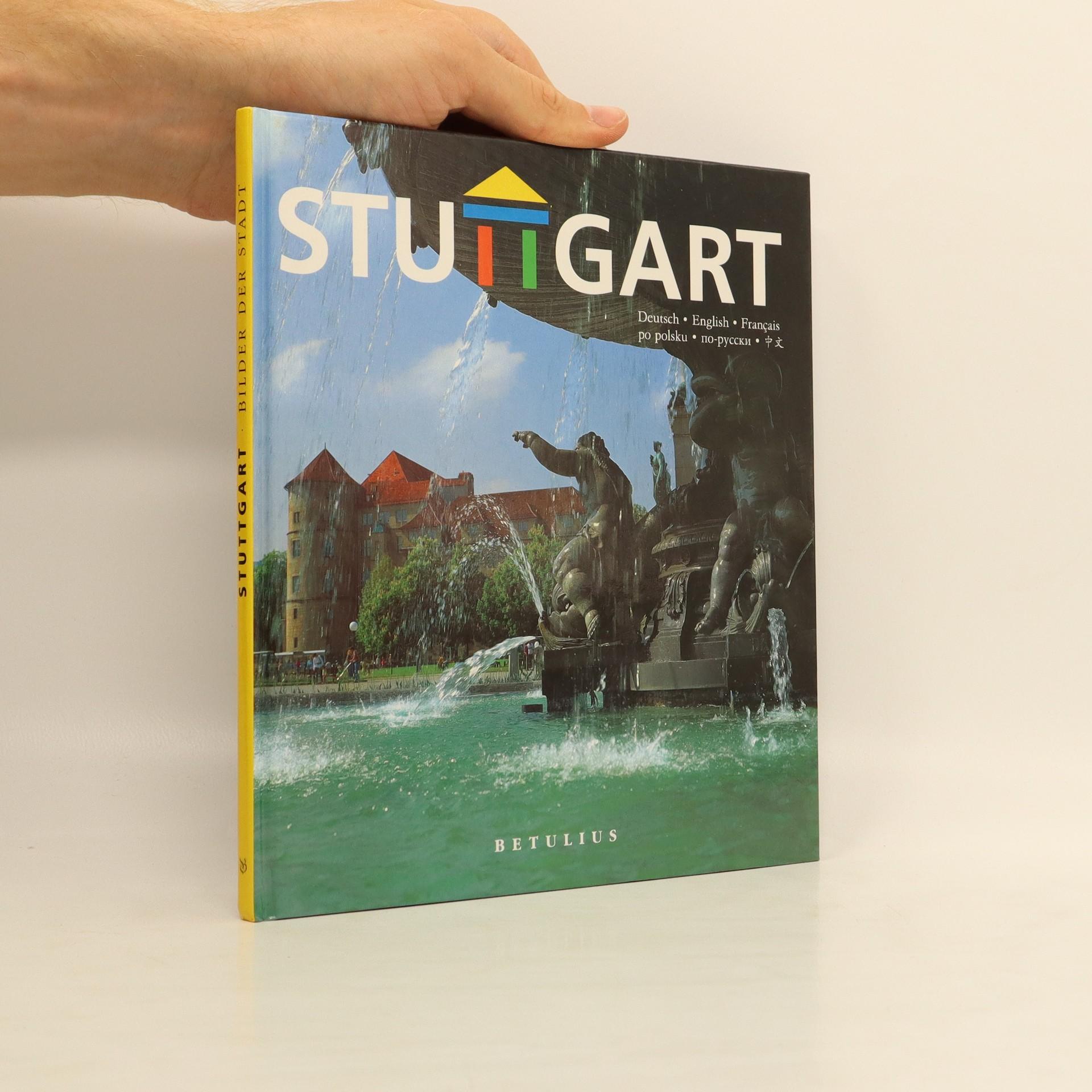 antikvární kniha Stuttgart : Bilder der Stadt, 1997