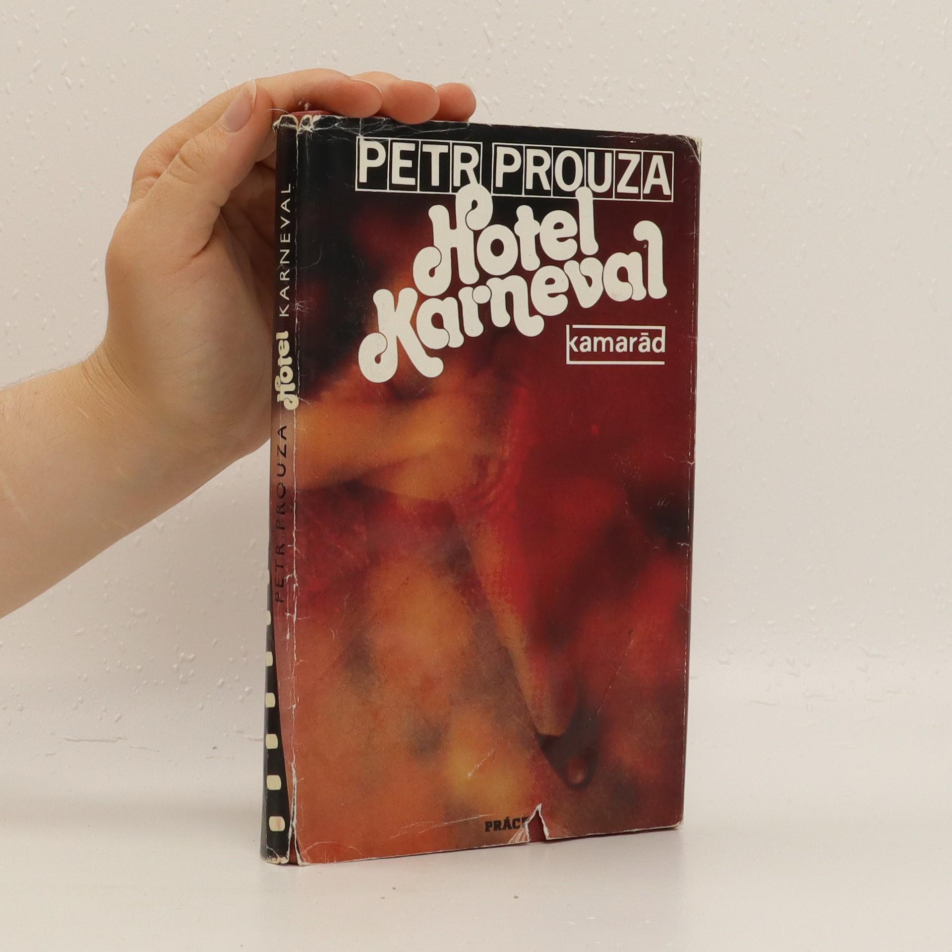 antikvární kniha Hotel Karneval, 1988
