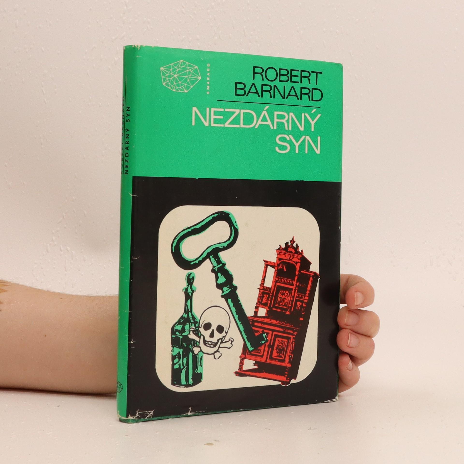 antikvární kniha Nezdárný syn, 1984