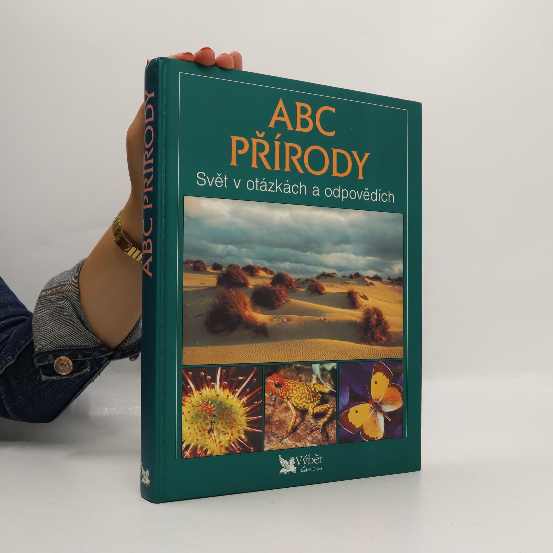 antikvární kniha ABC přírody, 1997