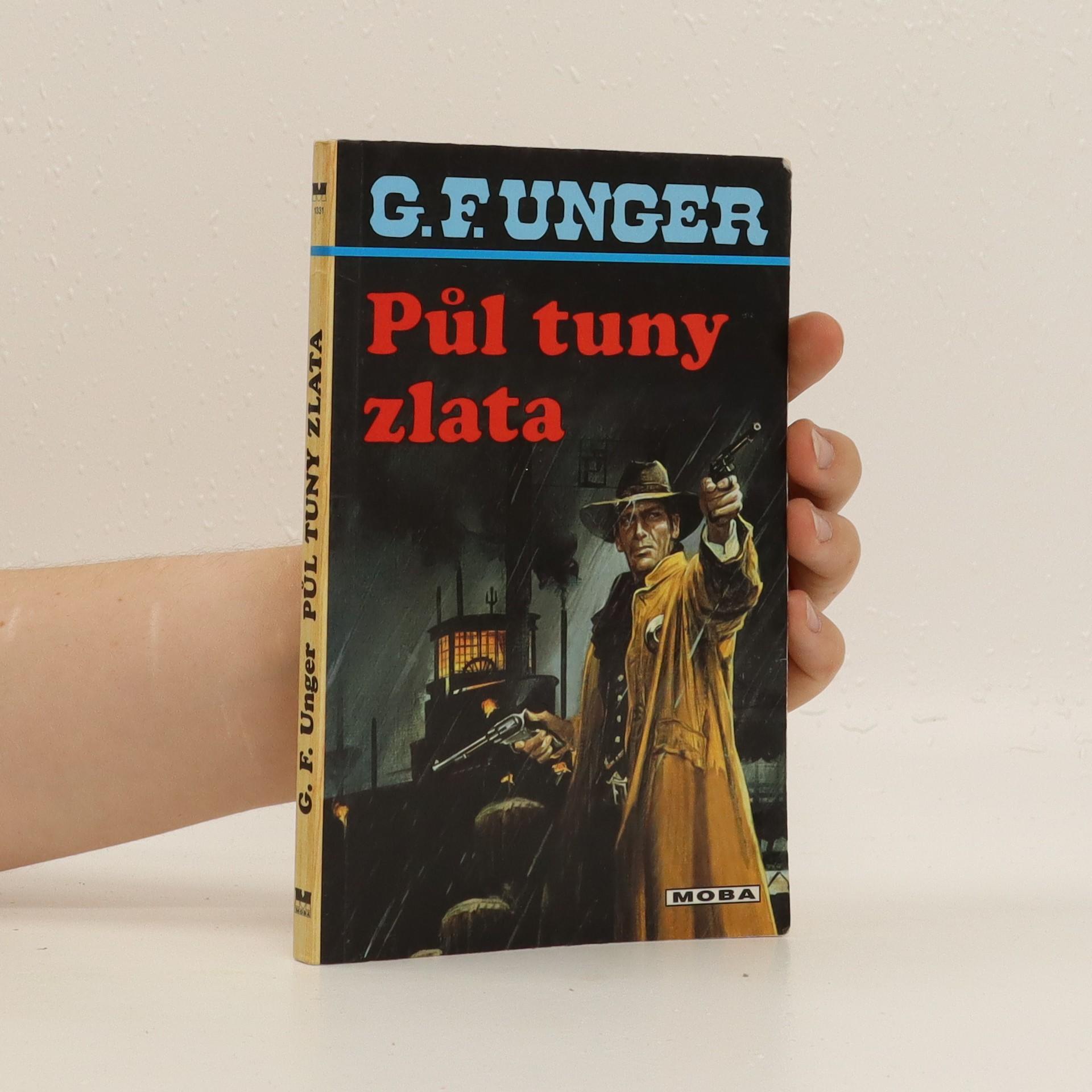 antikvární kniha Půl tuny zlata, 2001