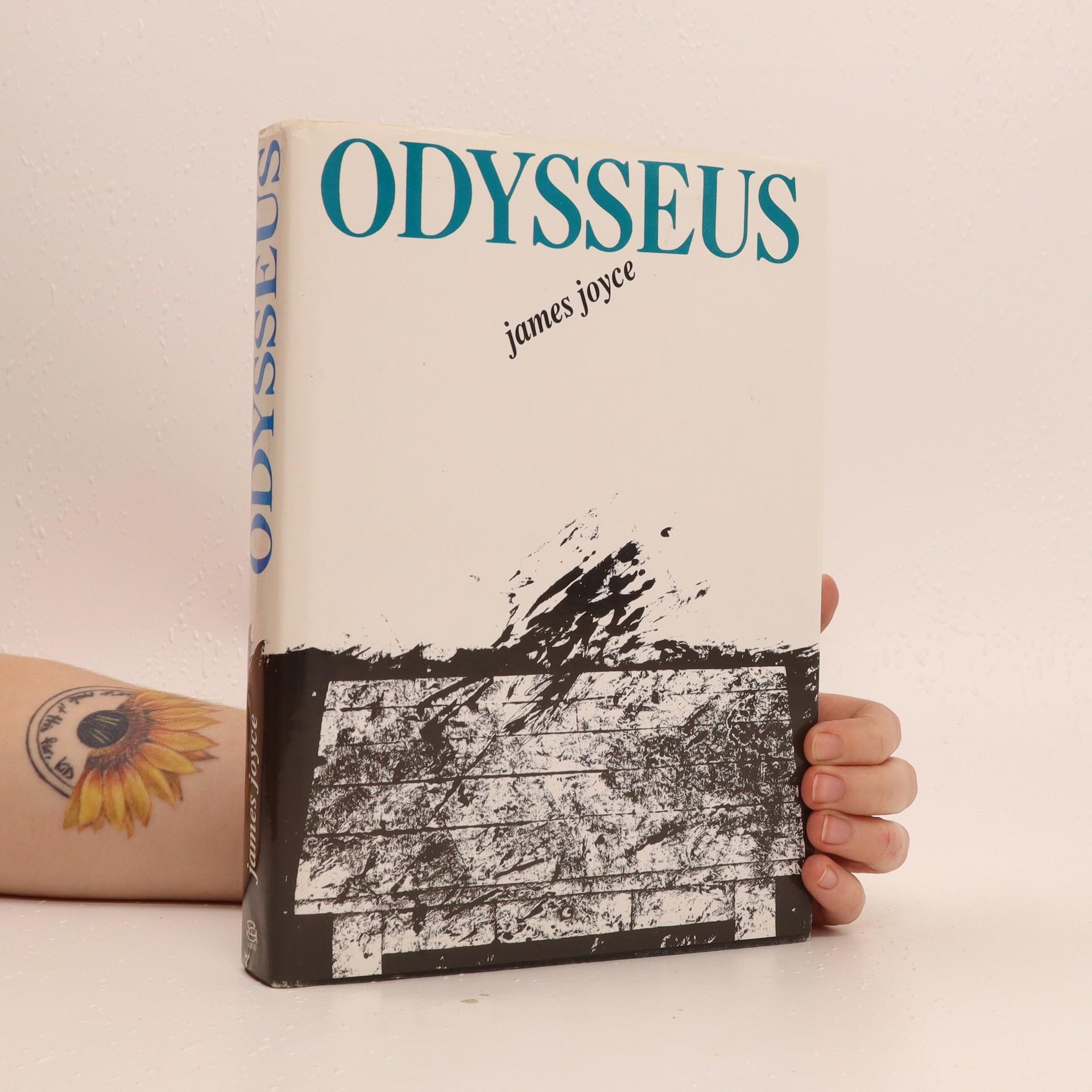antikvární kniha Odysseus, 1993