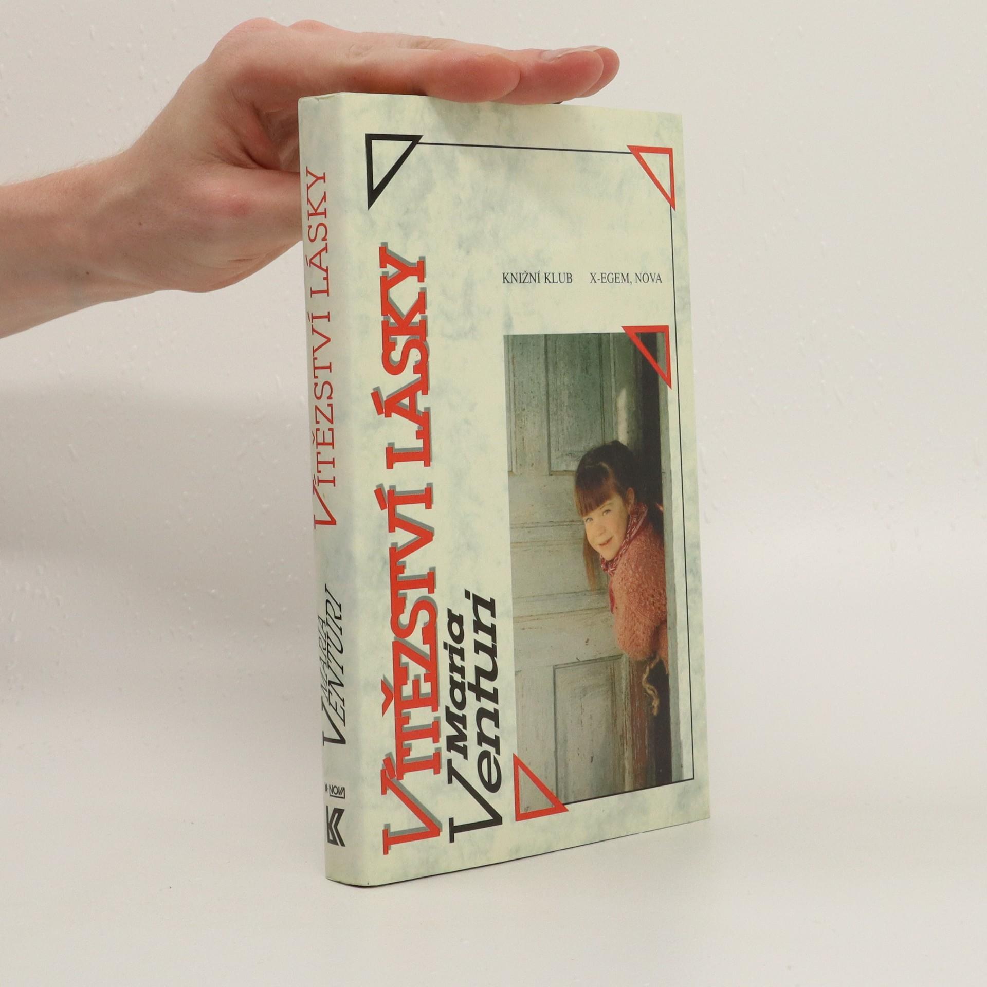 antikvární kniha Vítězství lásky, 1997