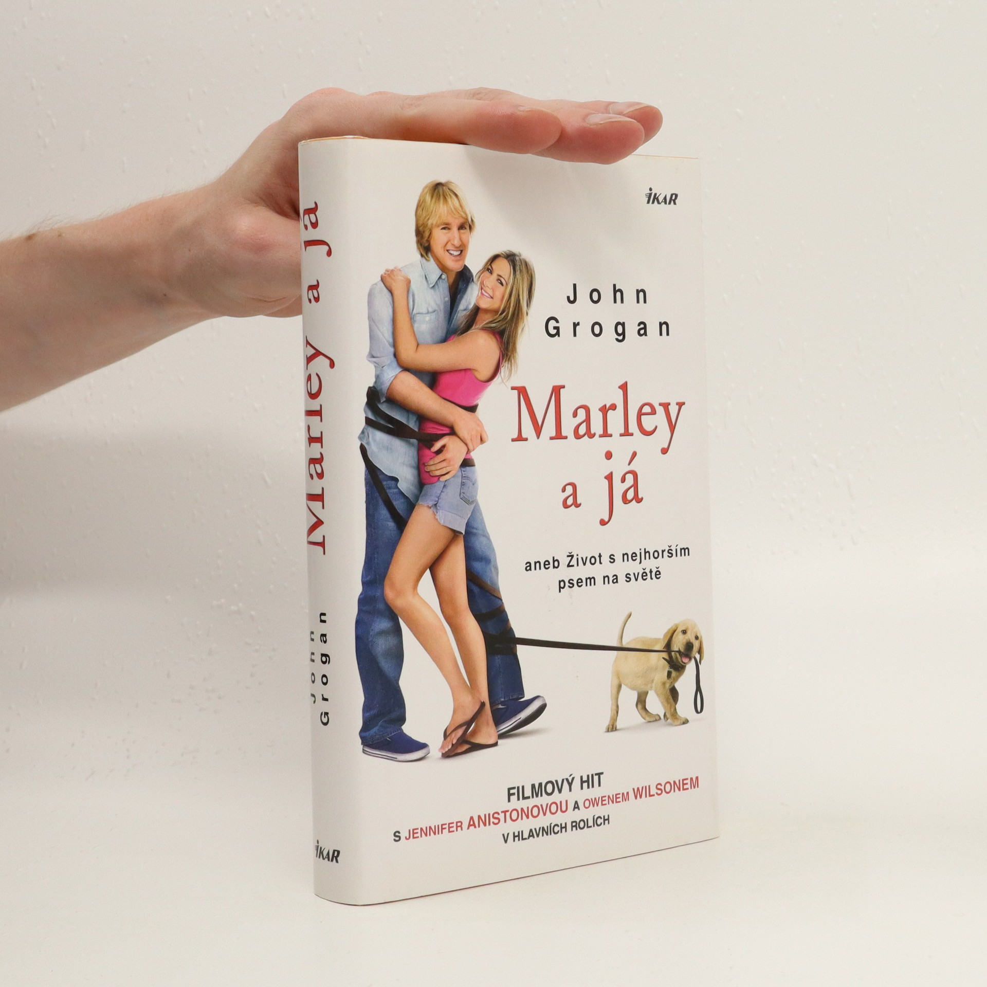 antikvární kniha Marley a já, aneb, Život s nejhorším psem na světě, 2007