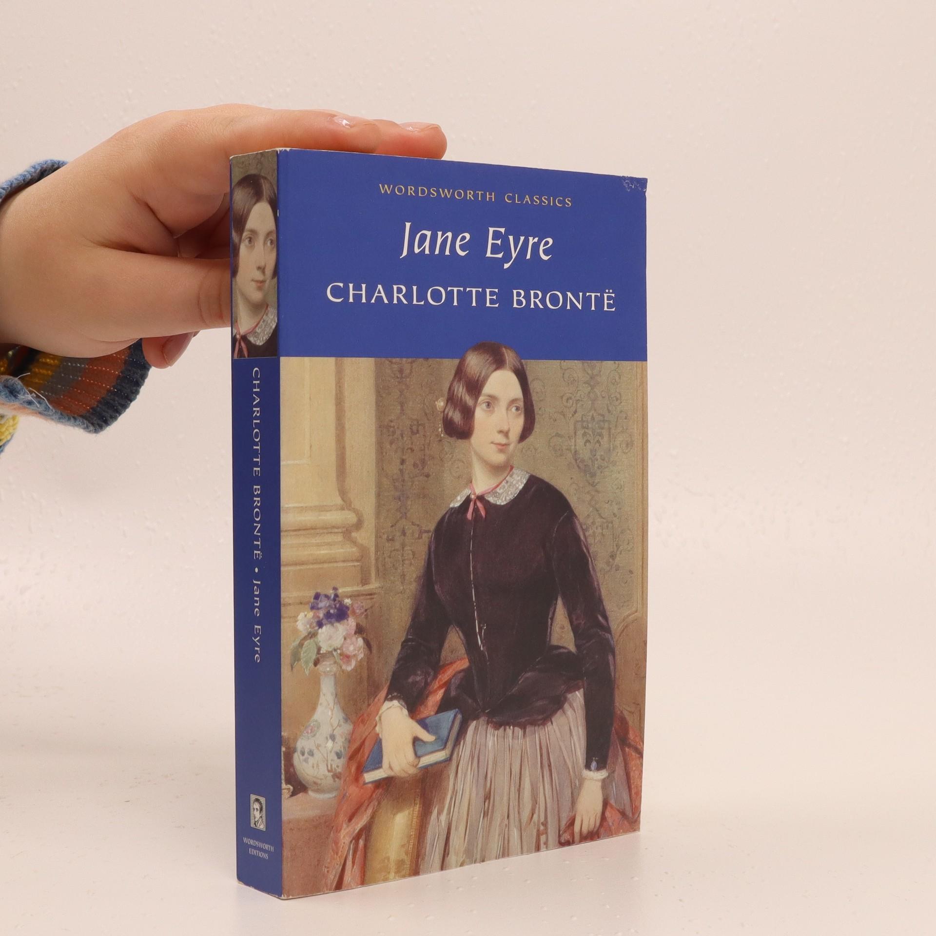 antikvární kniha Jane Eyre, 1999