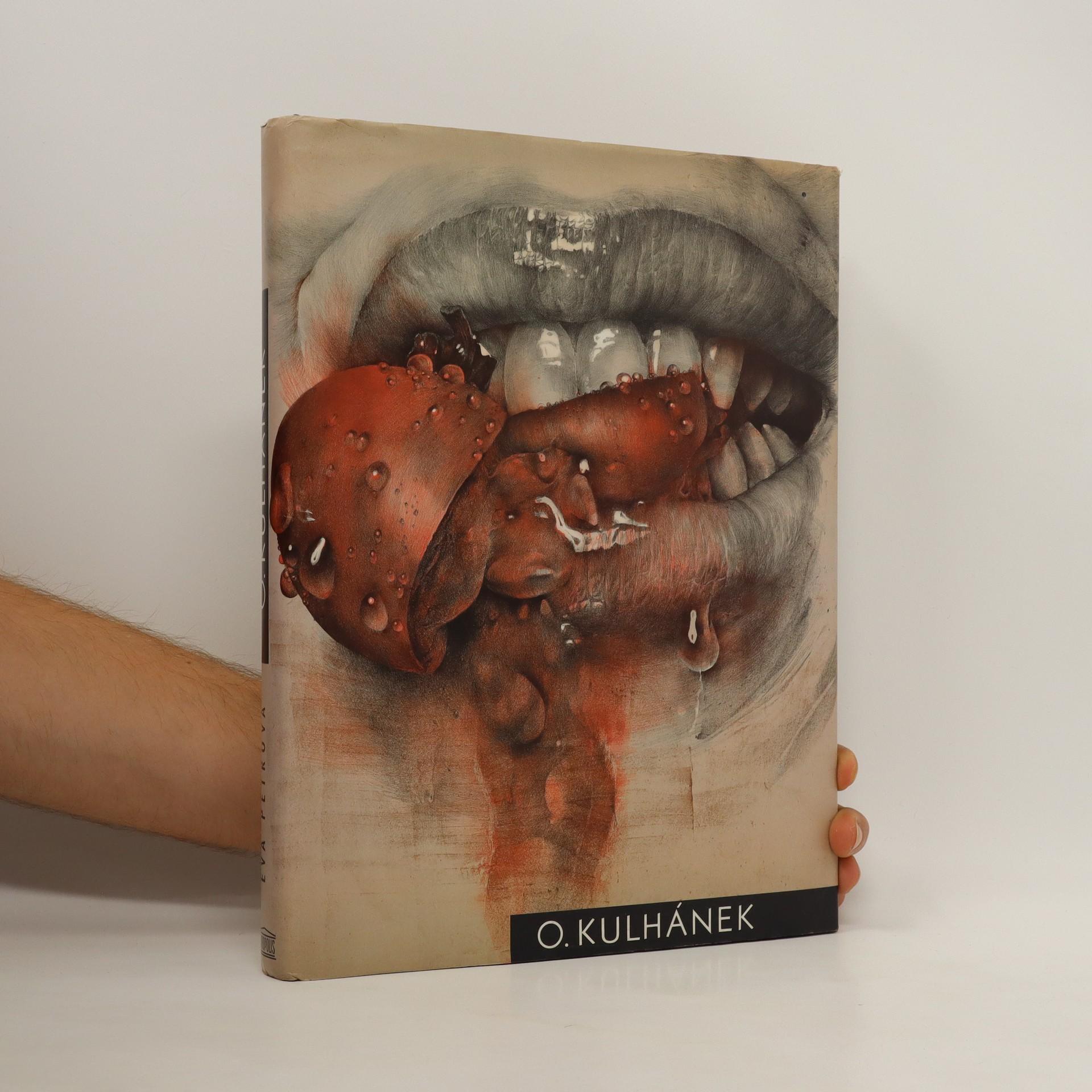 antikvární kniha Oldřich Kulhánek. Grafika, kresby., 1997