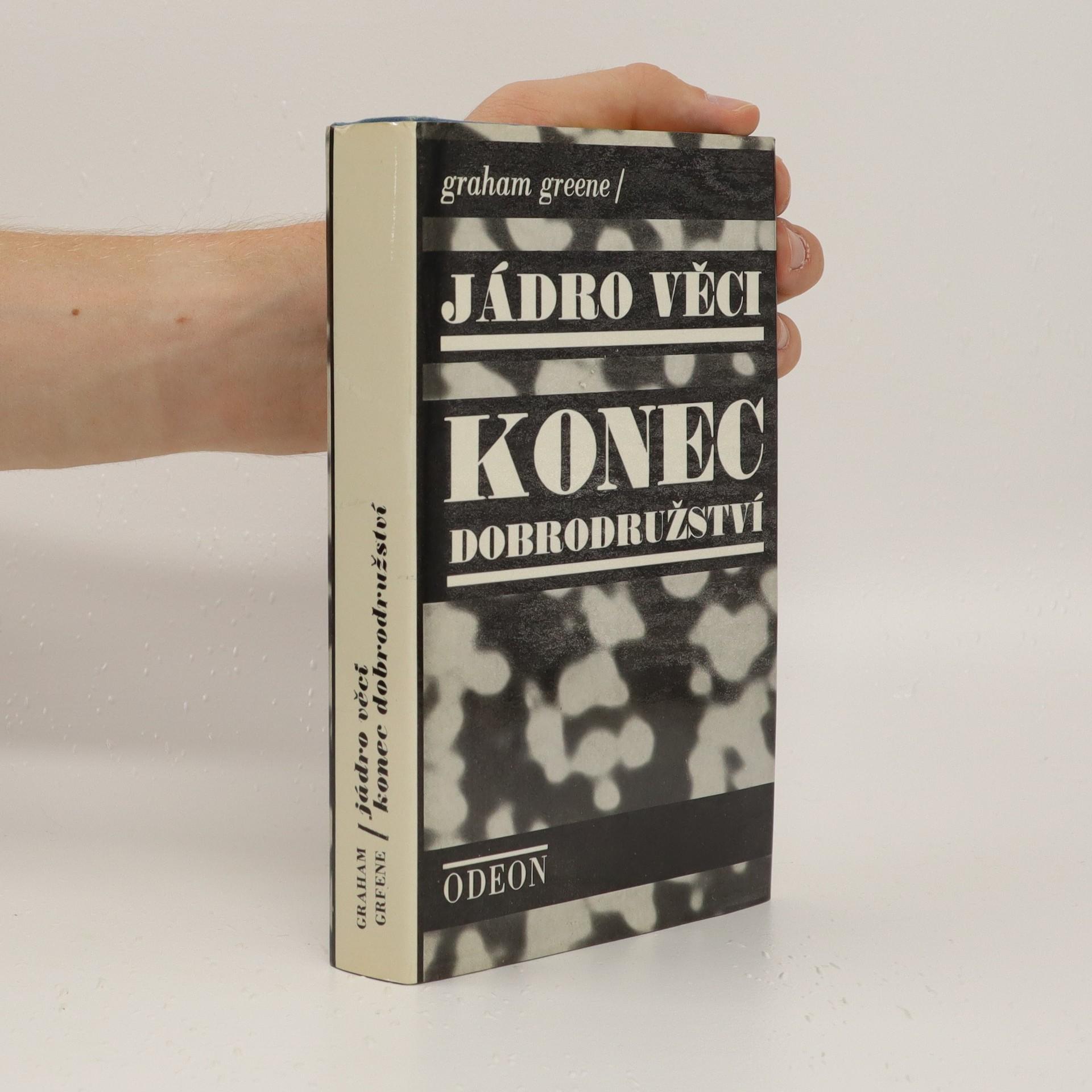 antikvární kniha Jádro věci. Konec dobrodružství, 1986