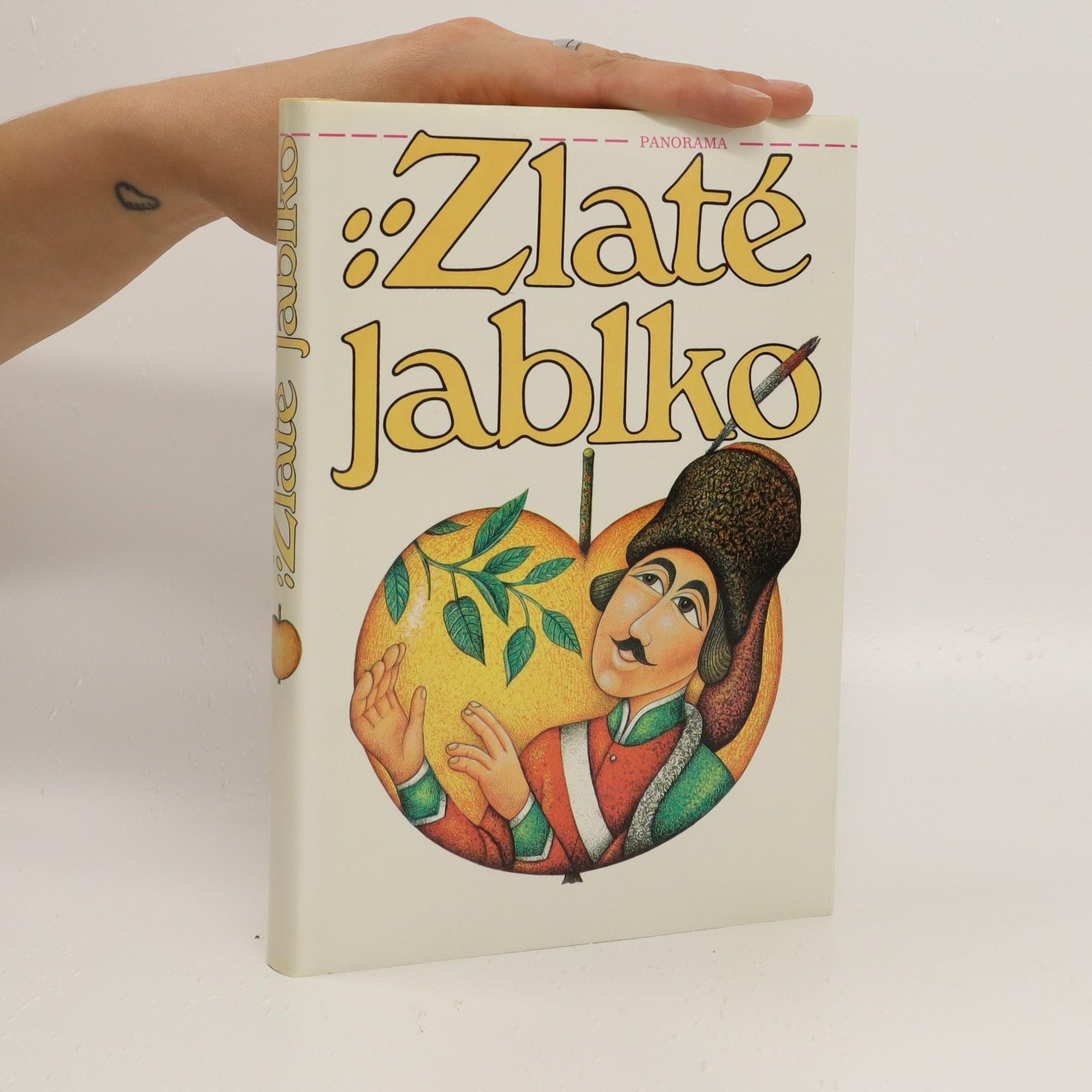 antikvární kniha Zlaté jablko, 1986