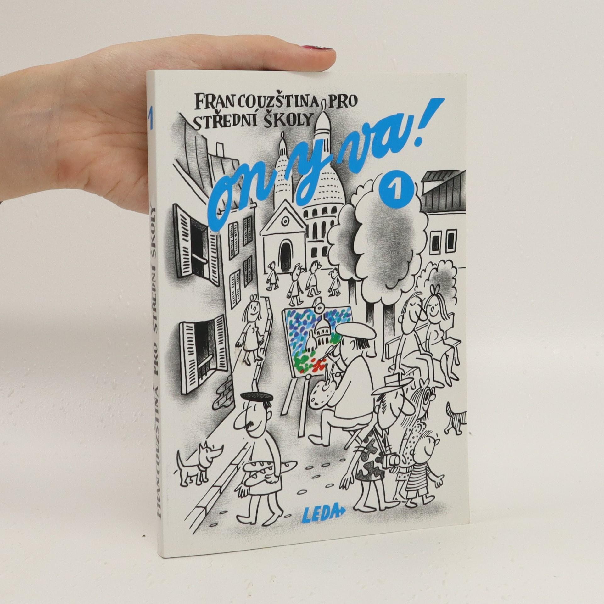 antikvární kniha On y va! : francouzština pro střední školy 1, 2003