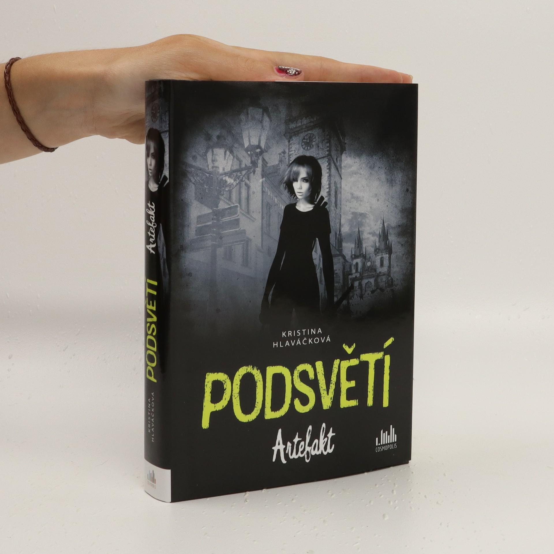 antikvární kniha Podsvětí. Artefakt., 2016