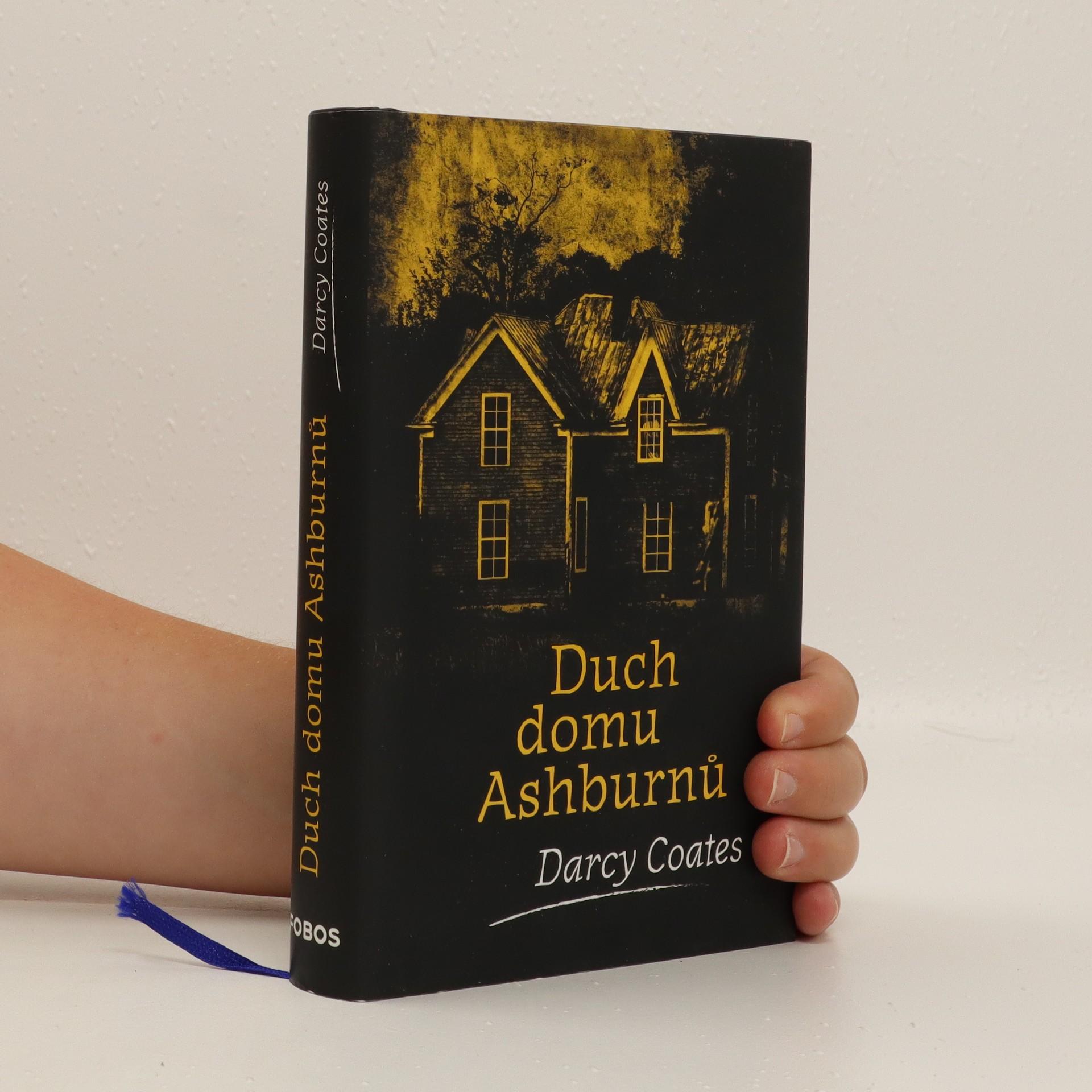 antikvární kniha Duch domu Ashburnů, 2019