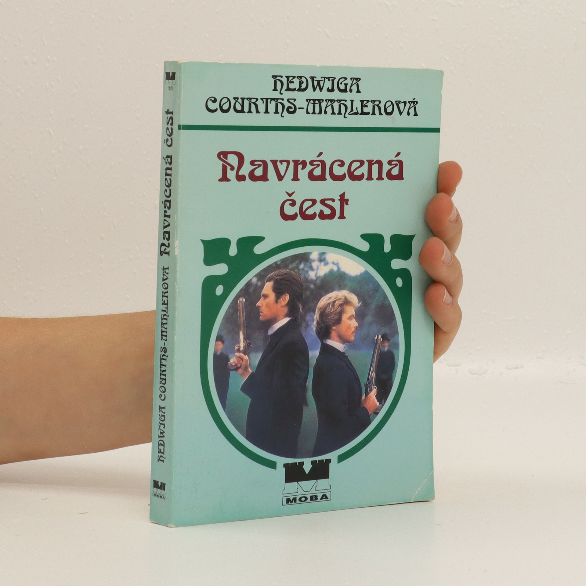 antikvární kniha Navrácená čest, 1999