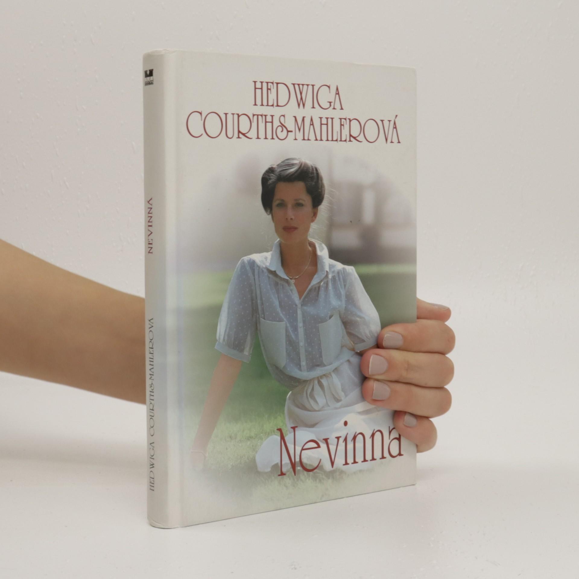 antikvární kniha Nevinná, 1997