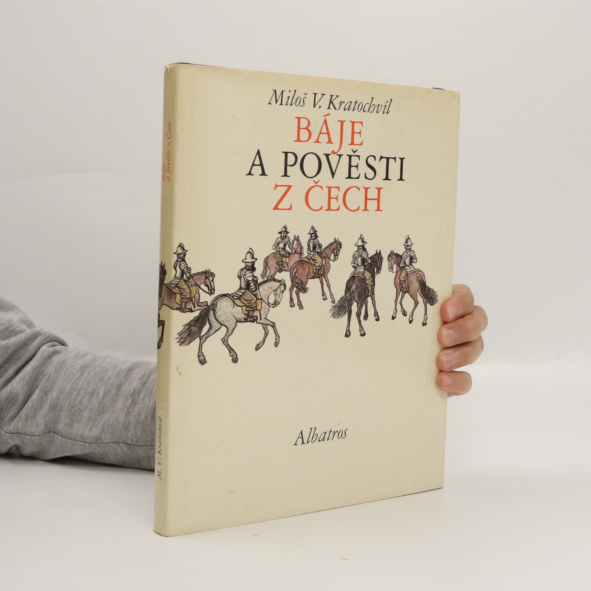 antikvární kniha Báje a pověsti z Čech, 1984