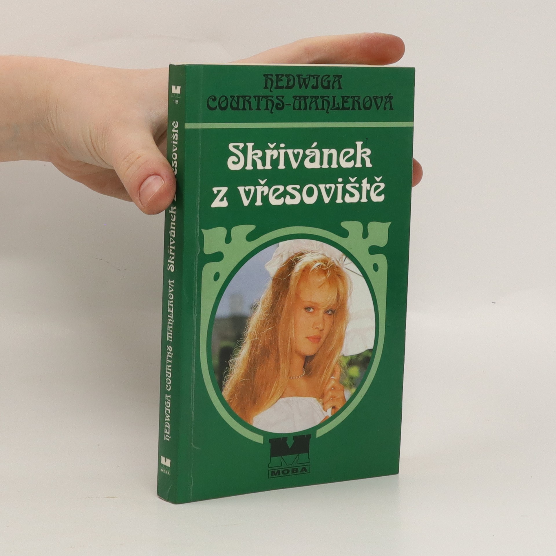 antikvární kniha Skřivánek z vřesoviště, 2000