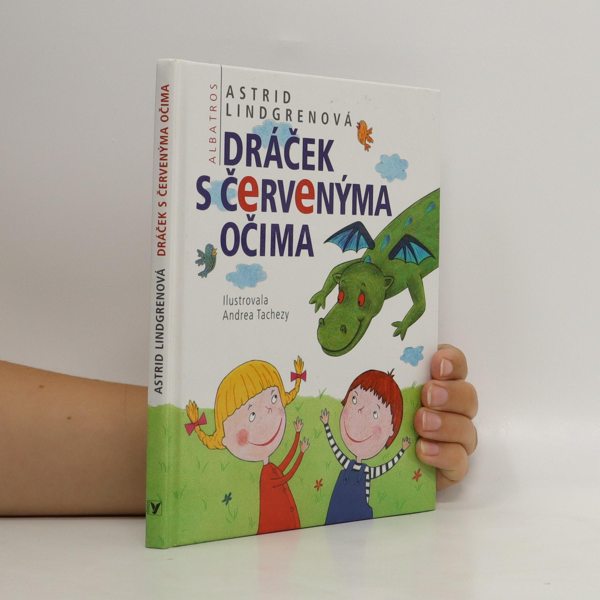 antikvární kniha Dráček s červenýma očima, 2013