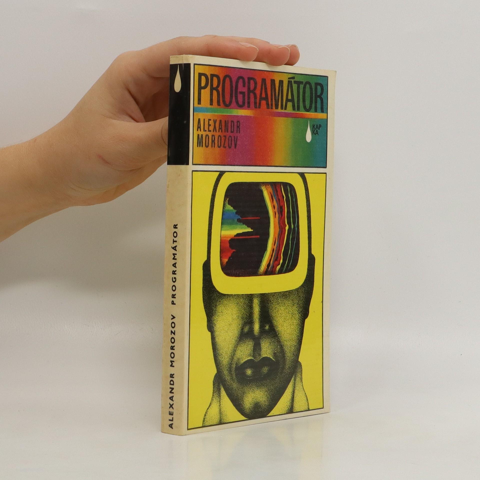 antikvární kniha Programátor, 1988