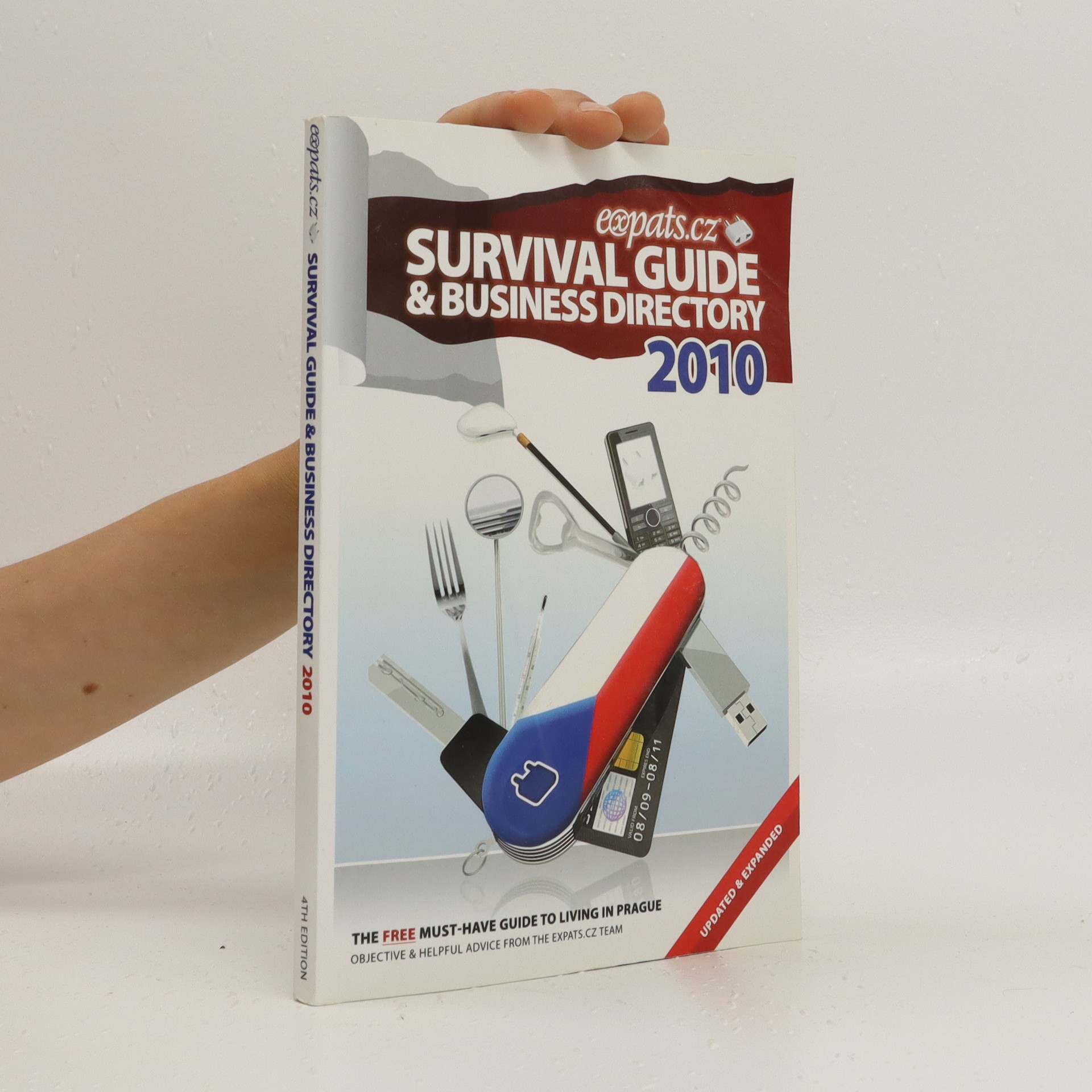 antikvární kniha Survival guide and business directory 2010, neuveden